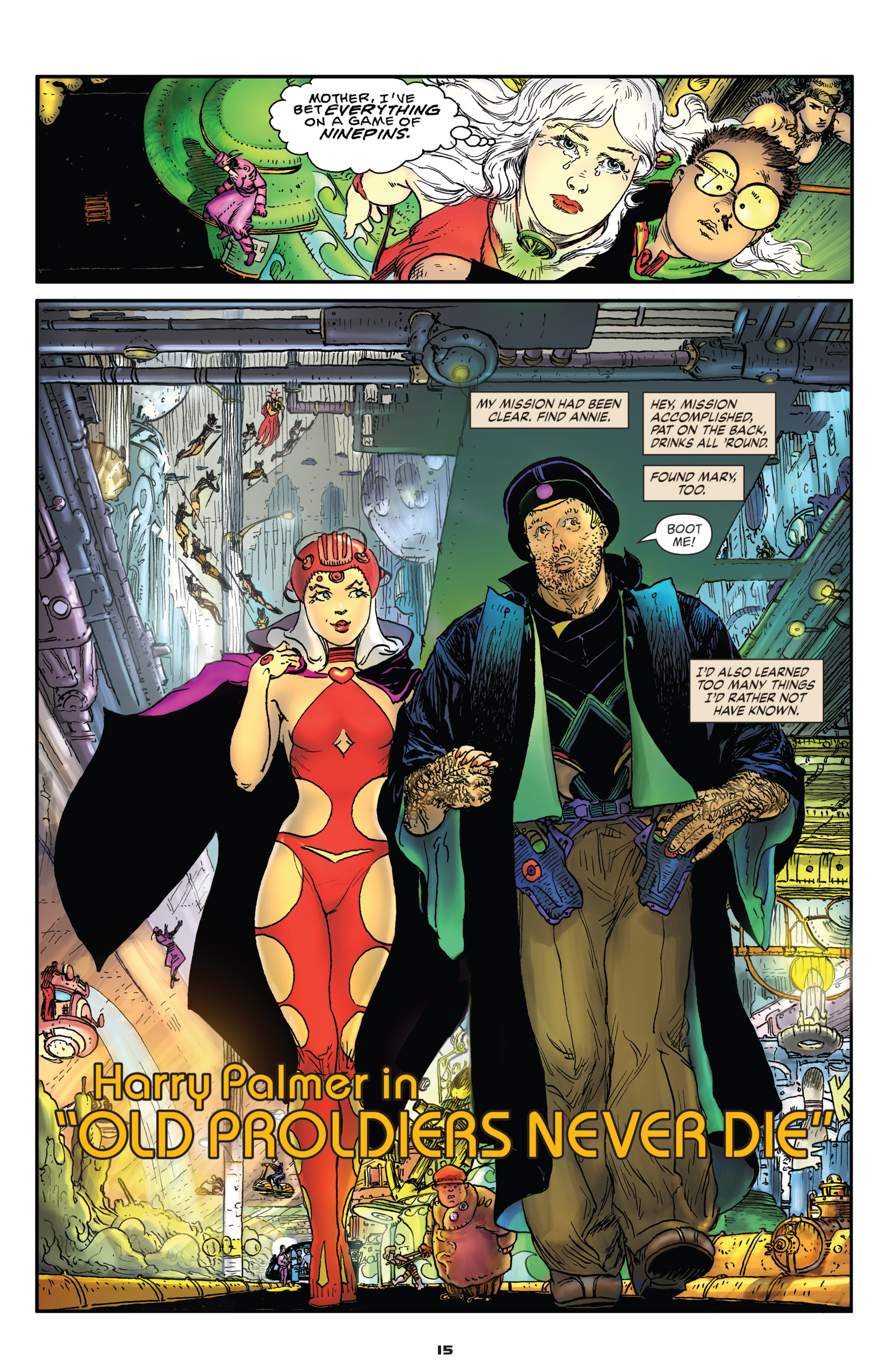 Read online Starstruck: Old Proldiers Never Die comic -  Issue #4 - 16
