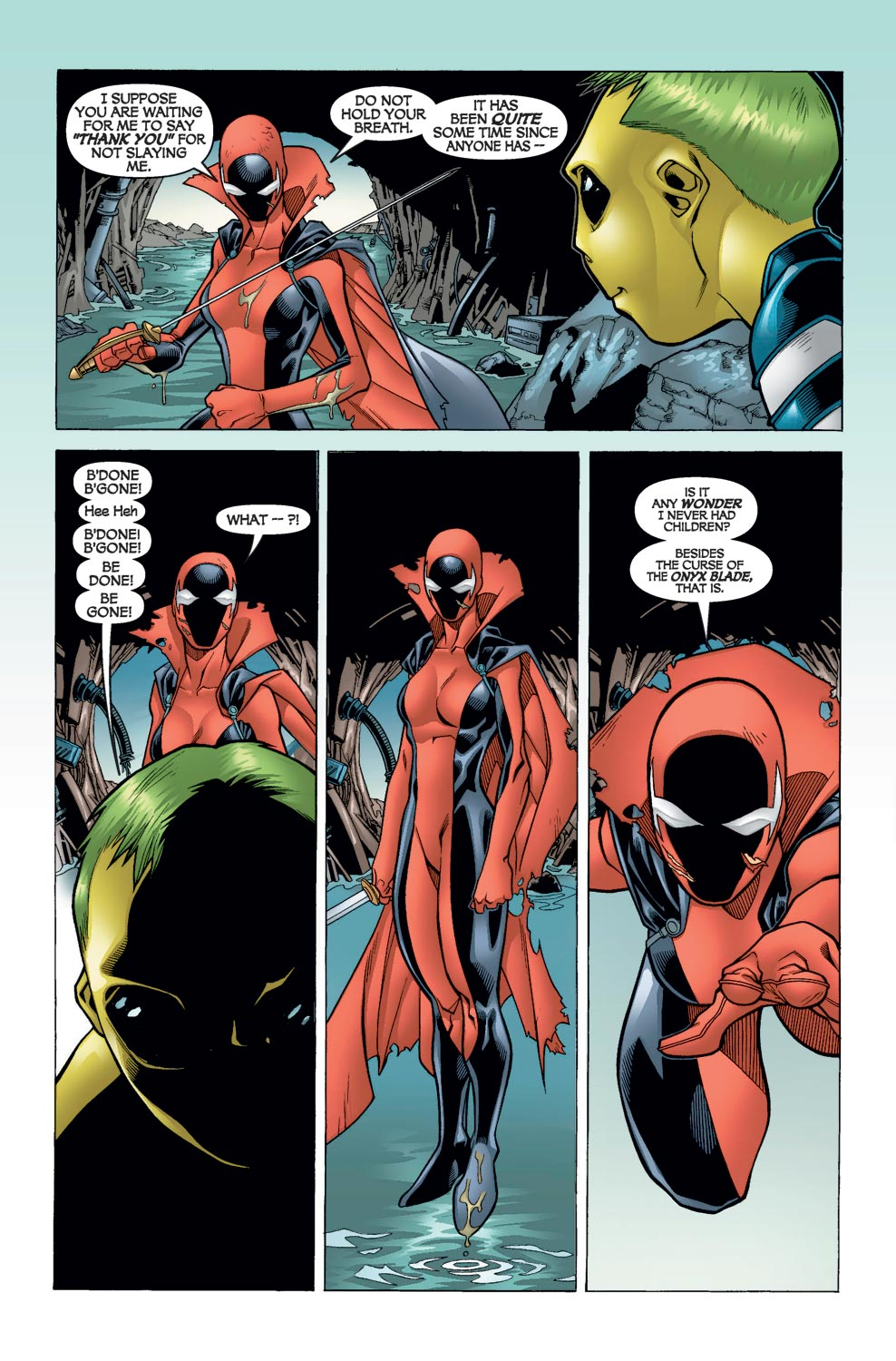Alpha Flight (2004) issue 6 - Page 4