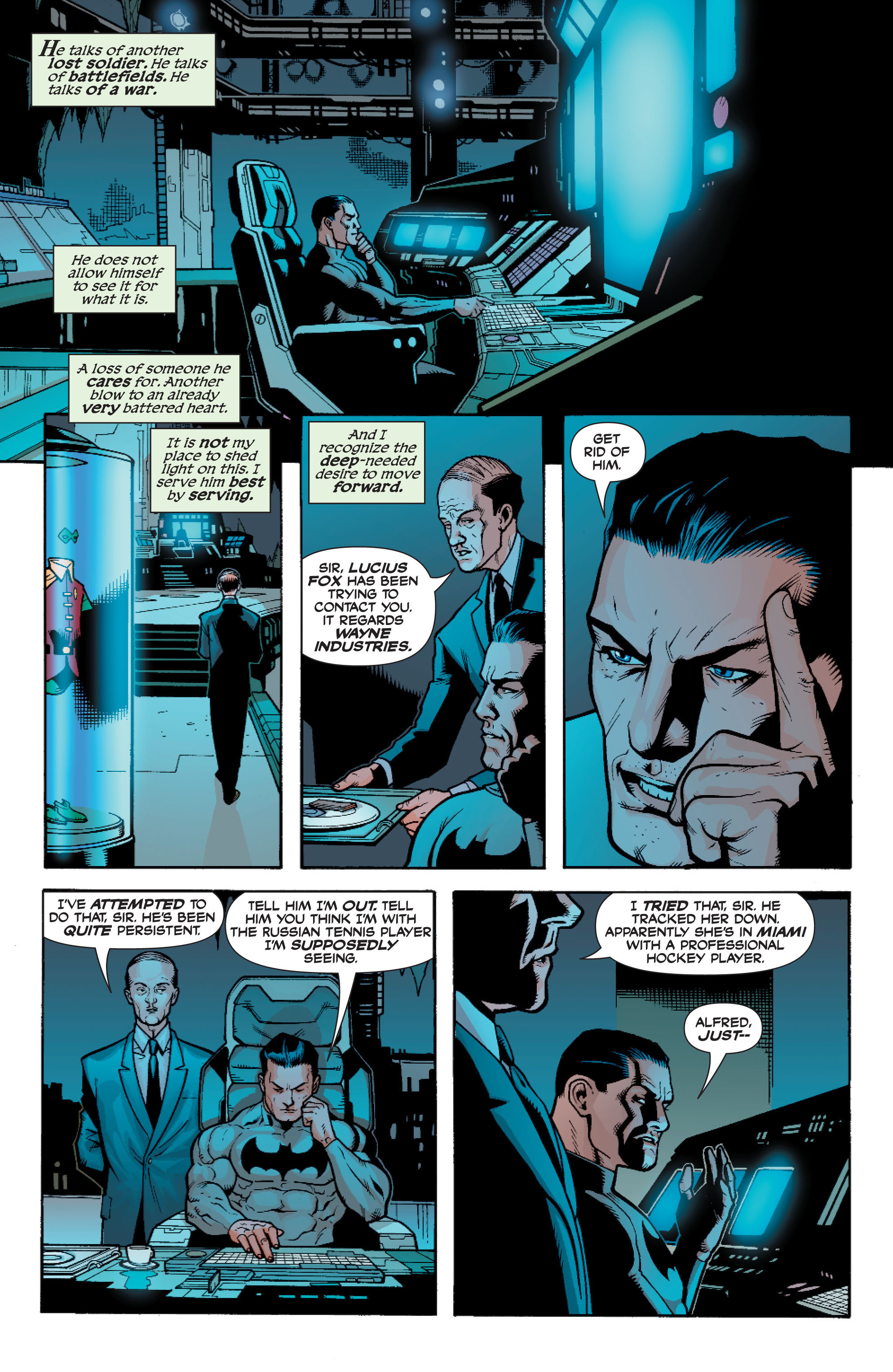 Read online Batman: Under The Red Hood comic -  Issue # Full - 19