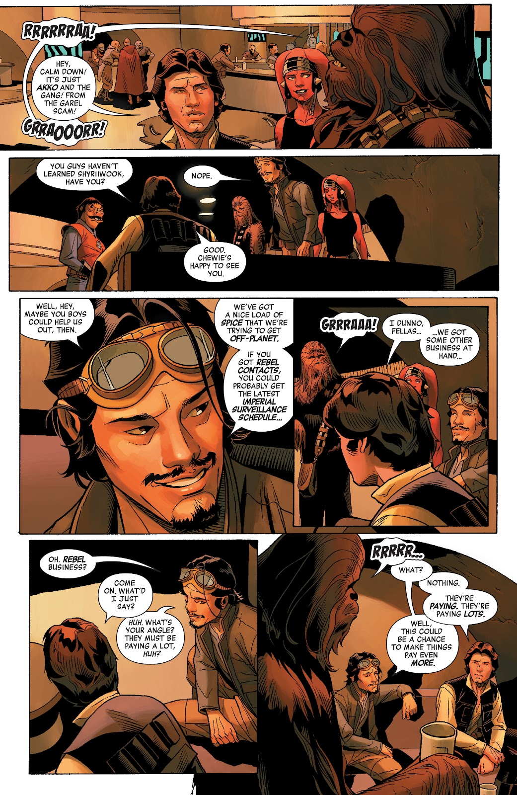 Read online Star Wars: Age of Rebellion - Heroes comic -  Issue # TPB - 36