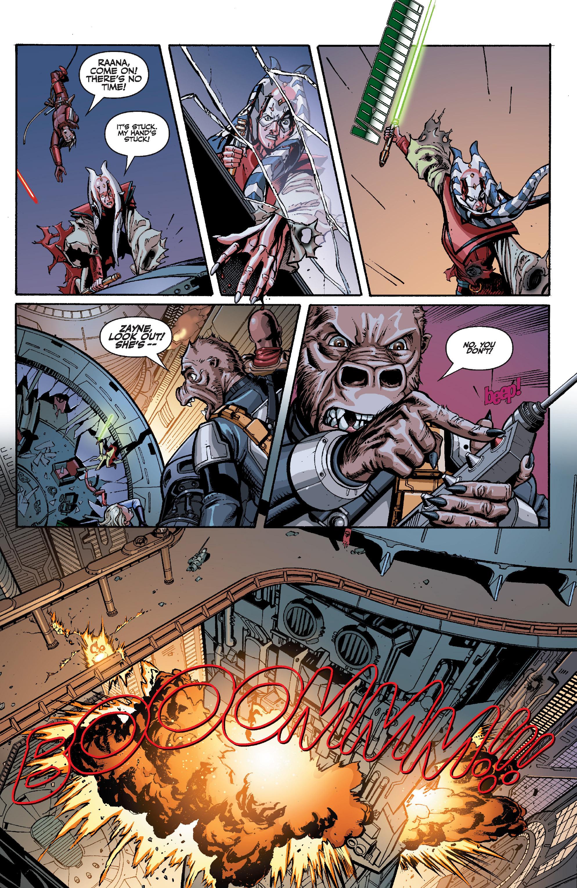 Read online Star Wars Omnibus comic -  Issue # Vol. 32 - 141