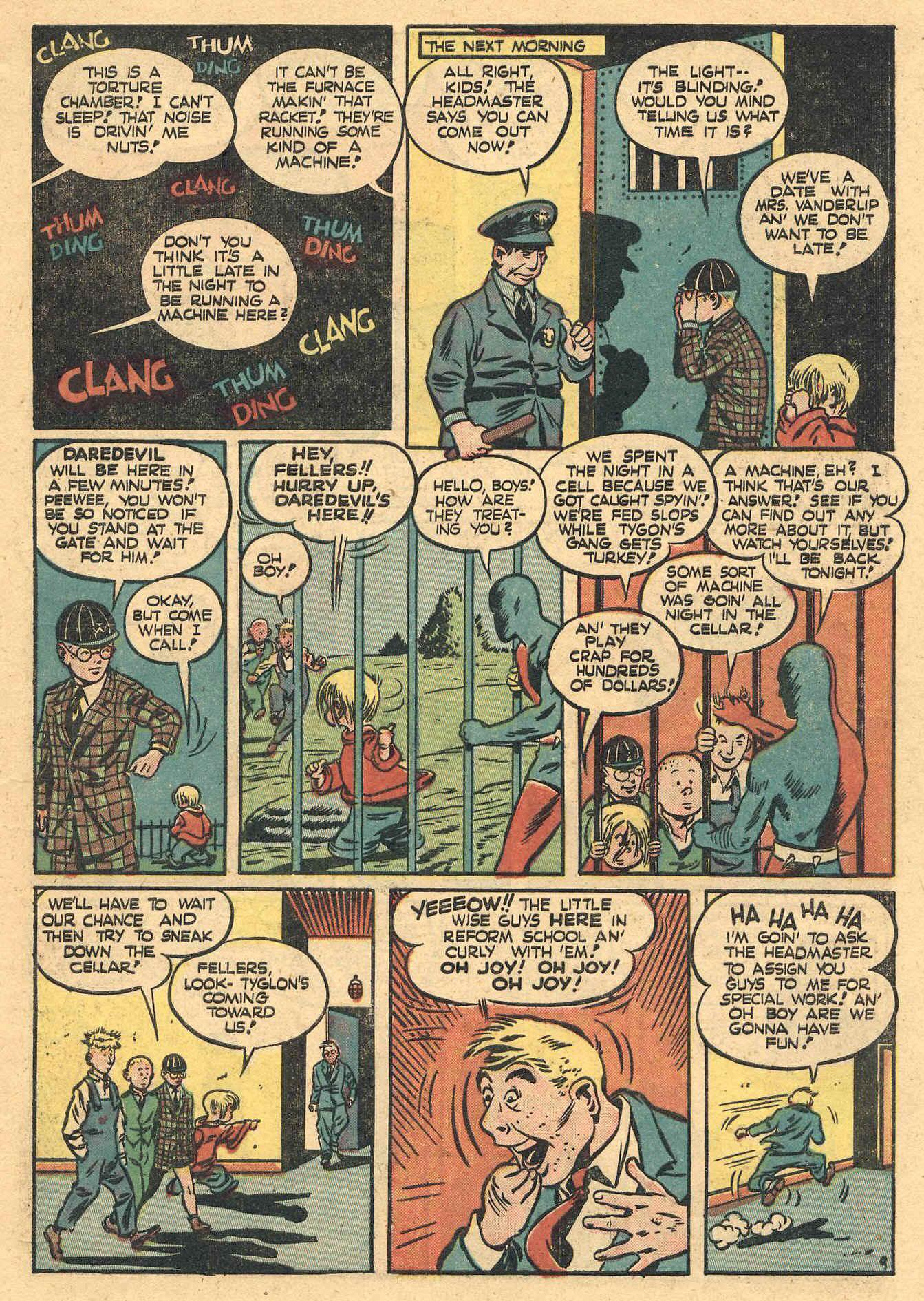 Daredevil (1941) issue 16 - Page 11