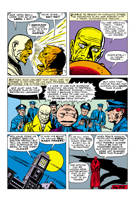 Read online Amazing Adventures (1961) comic -  Issue #3 - 26