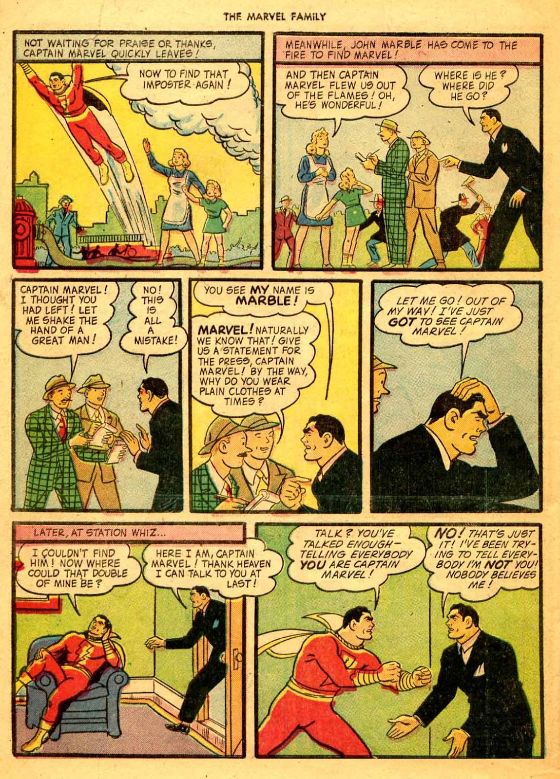 The Marvel Family issue 9 - Page 46