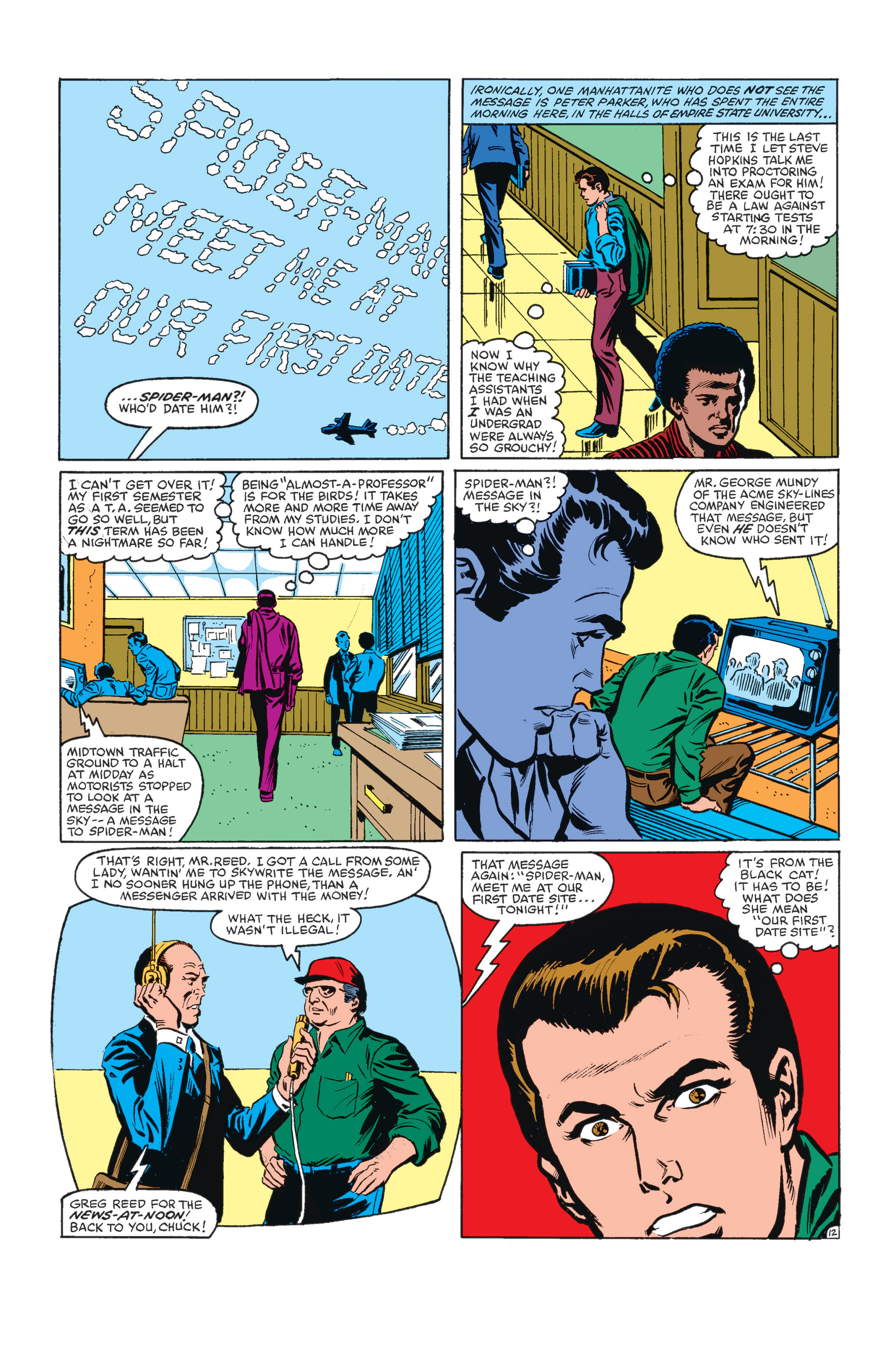 The Amazing Spider-Man (1963) 226 Page 12