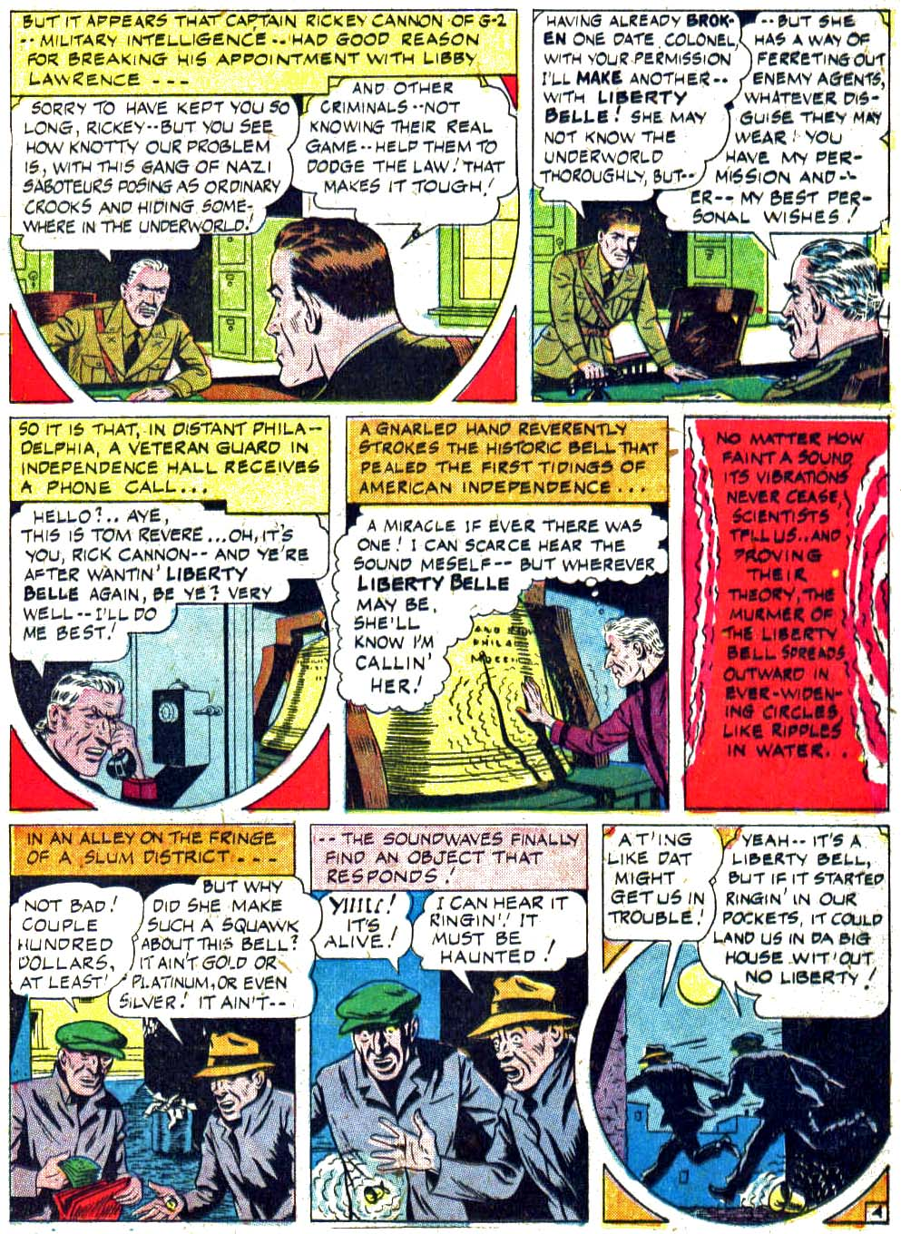 Star Spangled Comics (1941) issue 27 - Page 43