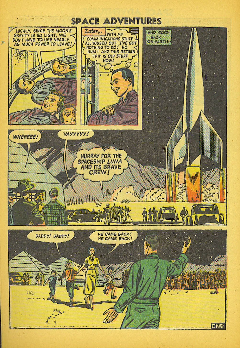 Space Adventures (1952) issue 20 - Page 32