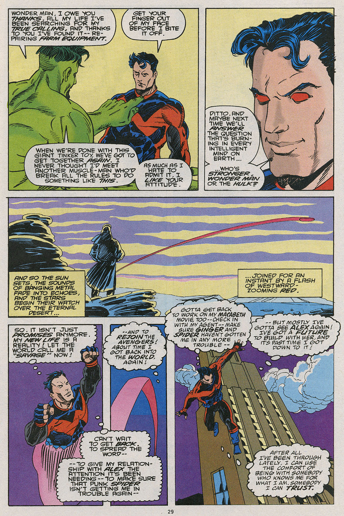 Read online Wonder Man (1991) comic -  Issue #27 - 22