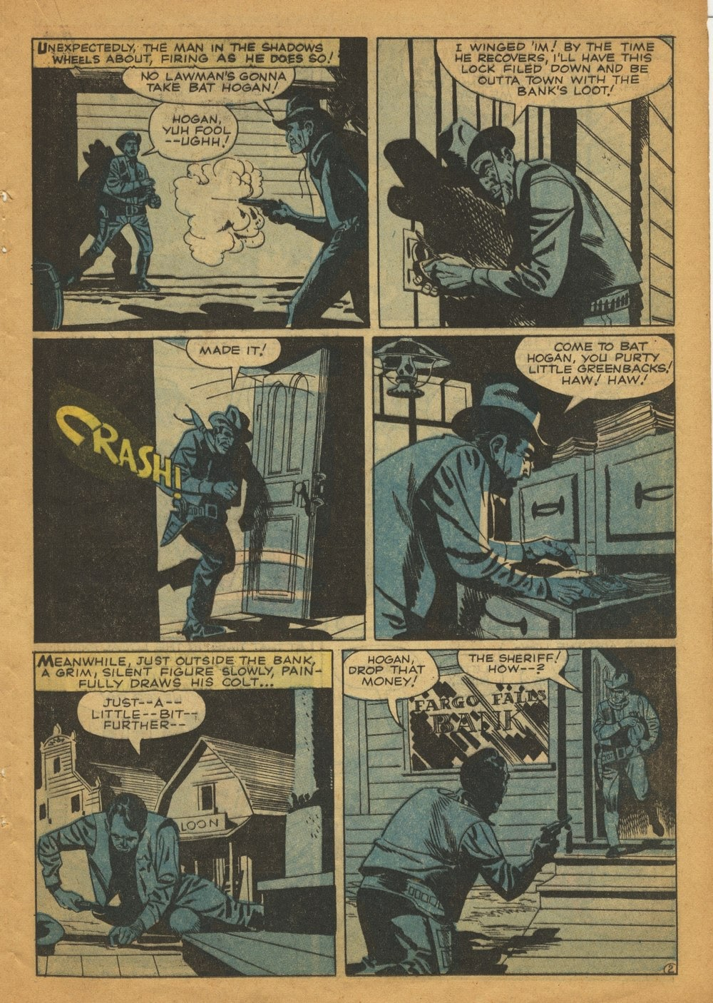 Kid Colt Outlaw issue 97 - Page 21