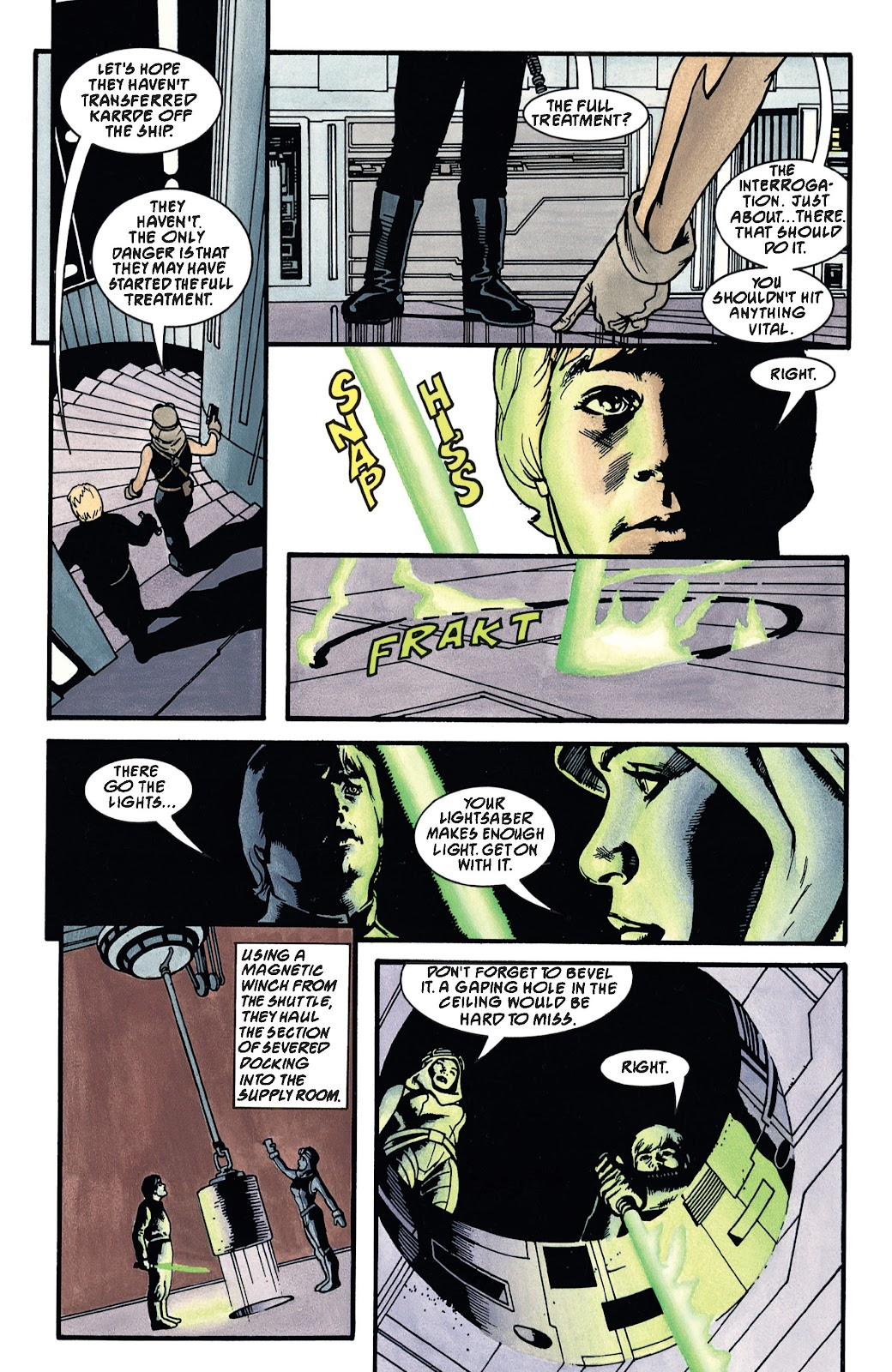 Read online Star Wars Legends: The New Republic - Epic Collection comic -  Issue # TPB 4 (Part 3) - 50