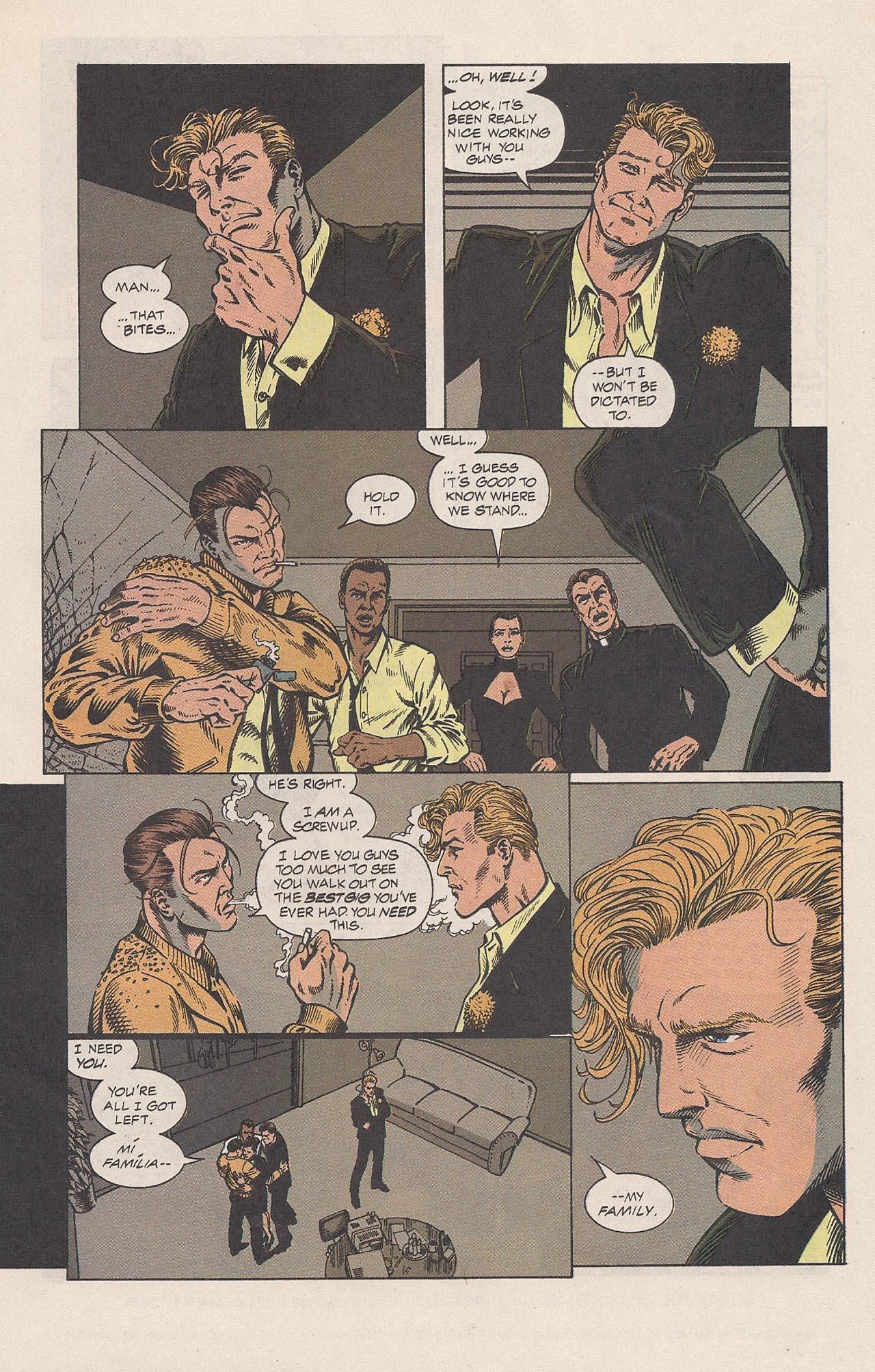 Read online Triumph comic -  Issue #2 - 5