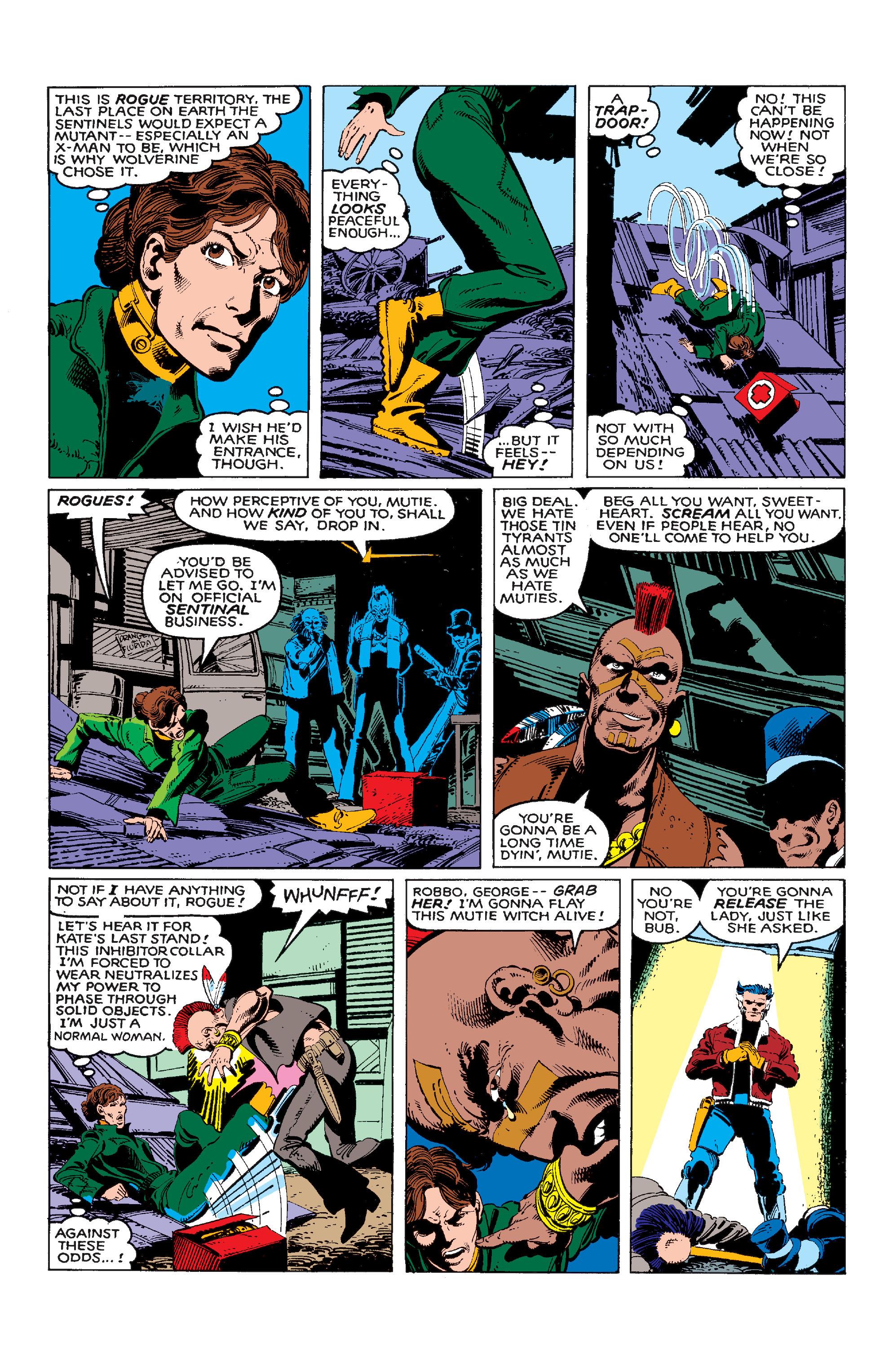 Uncanny X-Men (1963) 141 Page 2