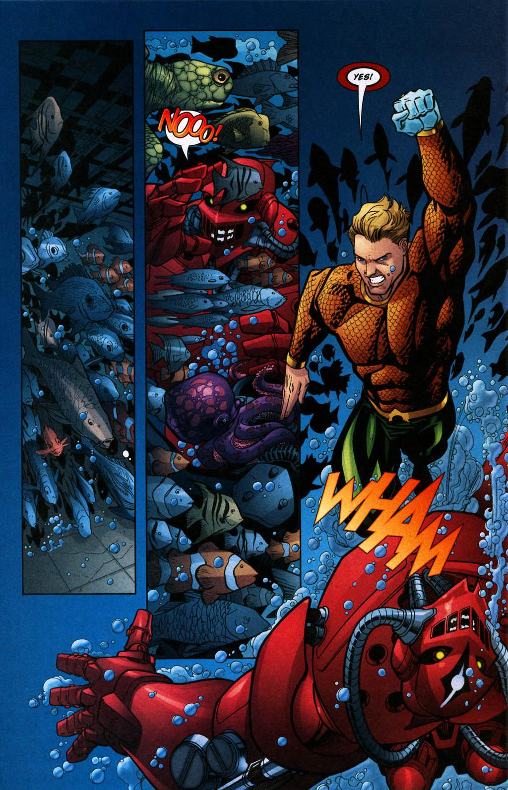 Read online Aquaman (2003) comic -  Issue #24 - 16