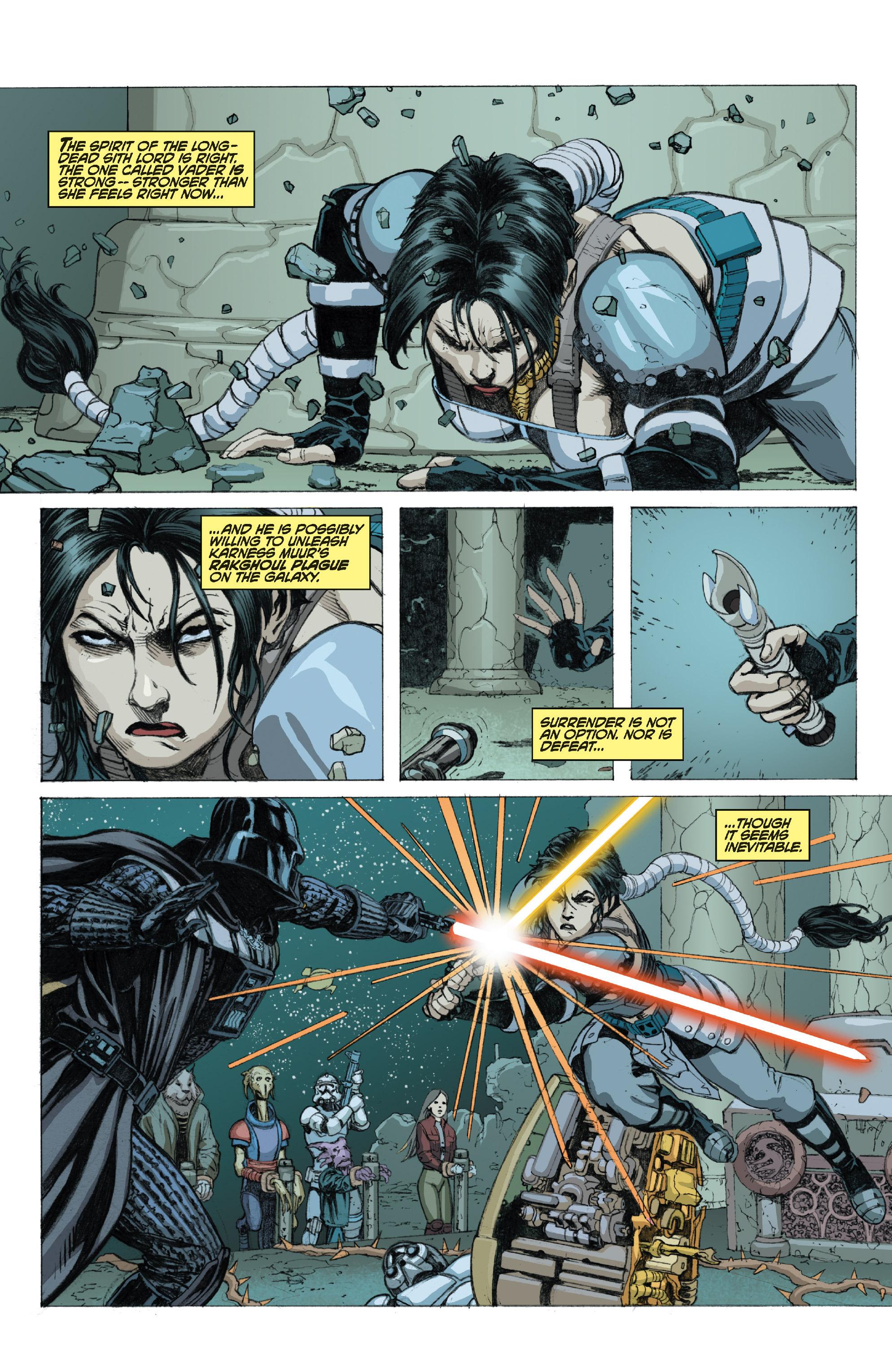 Read online Star Wars Omnibus comic -  Issue # Vol. 31 - 308