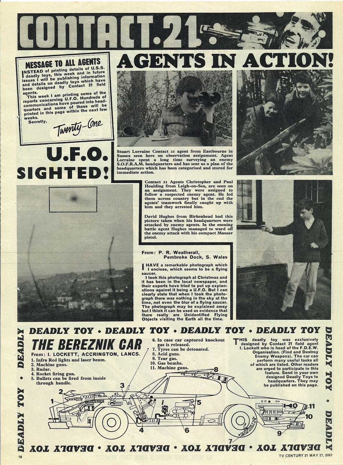 TV Century 21 (TV 21) issue 123 - Page 17