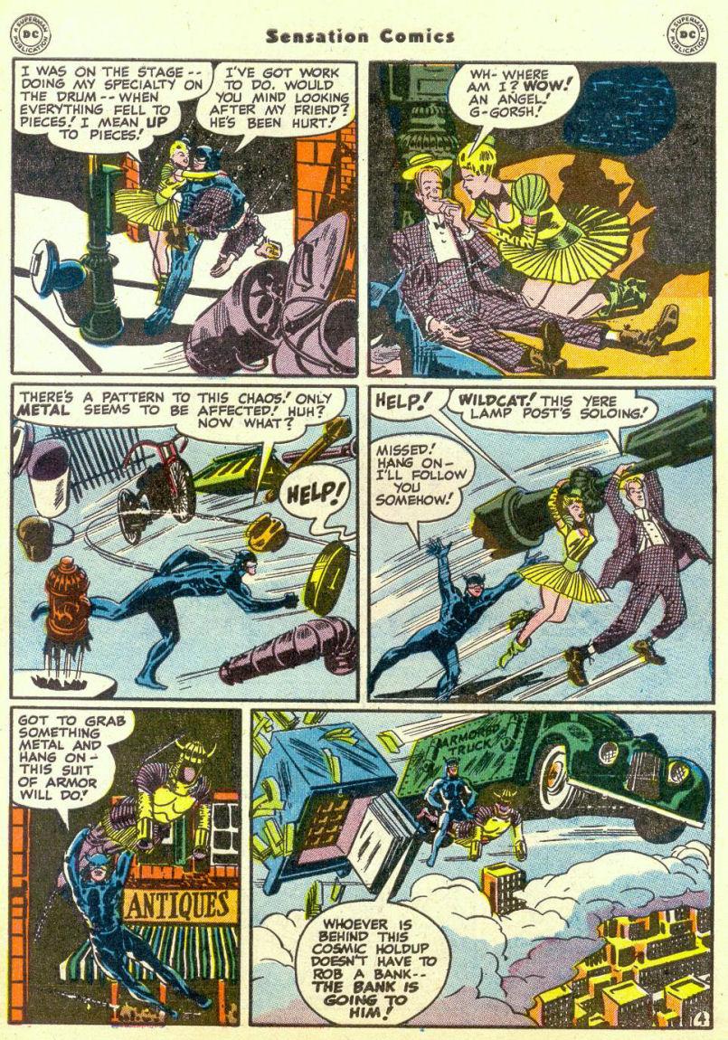 Read online Sensation (Mystery) Comics comic -  Issue #67 - 45