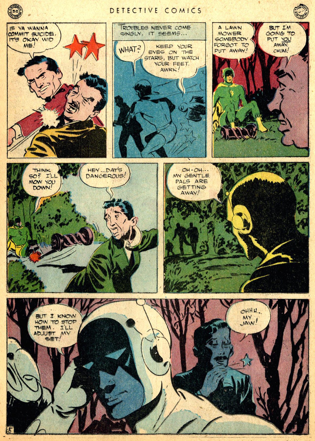 Read online Detective Comics (1937) comic -  Issue #98 - 34
