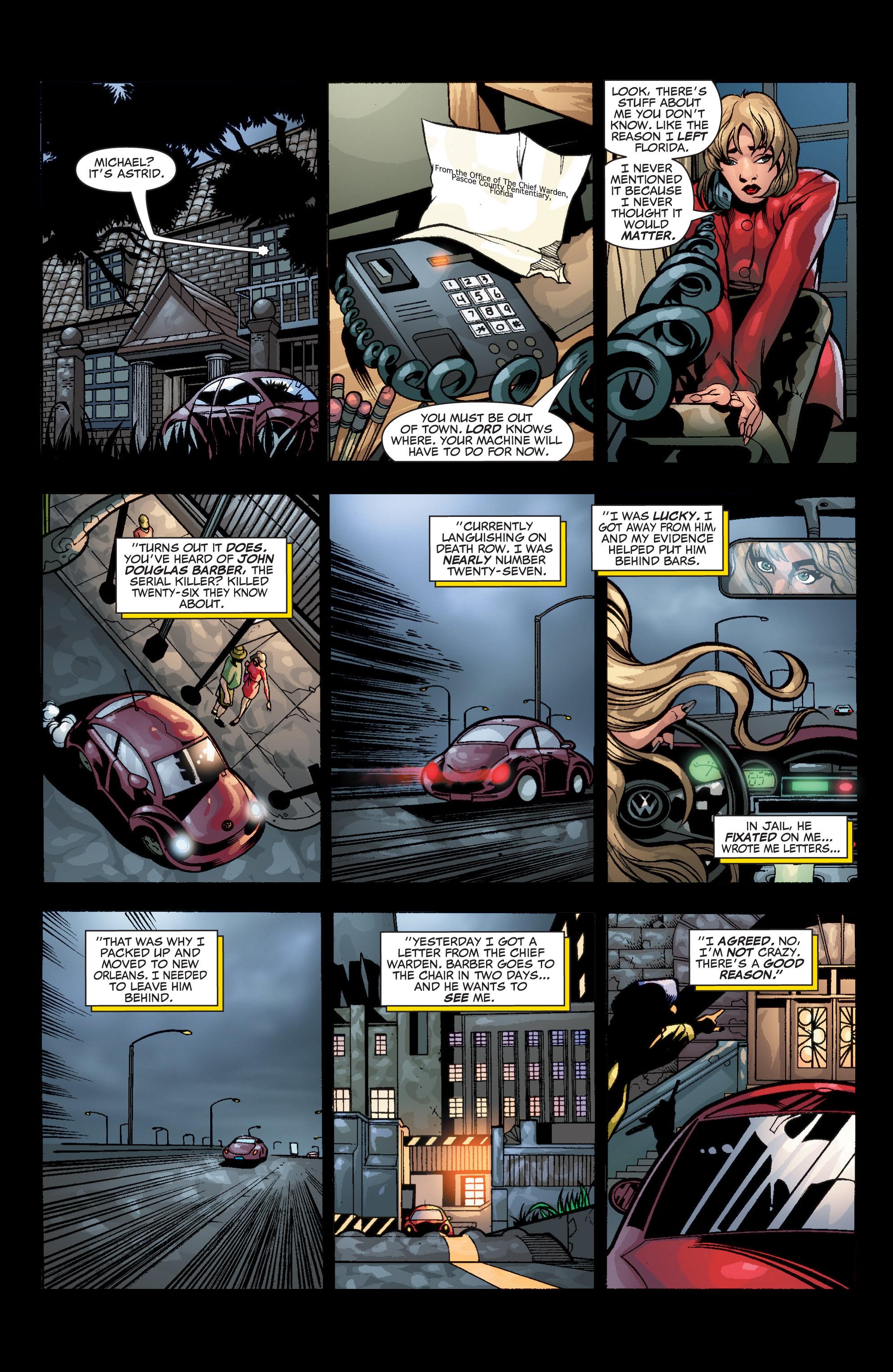 Read online Shadowman (1999) comic -  Issue #3 - 10
