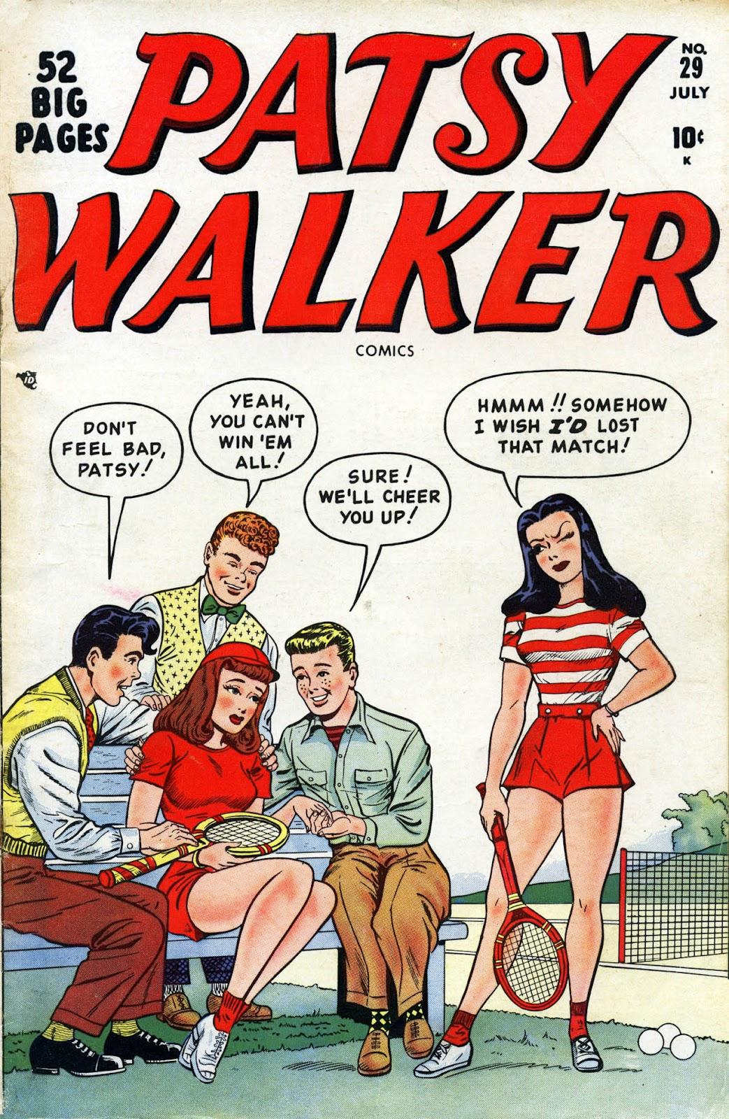 Patsy Walker 29 Page 1