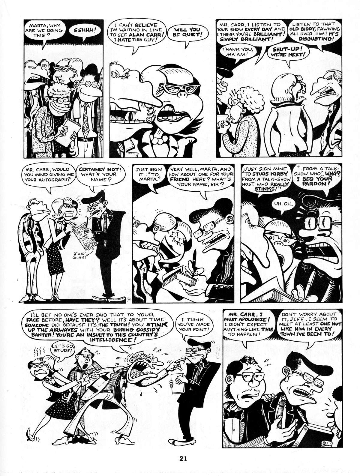Read online Neat Stuff comic -  Issue #7 - 23