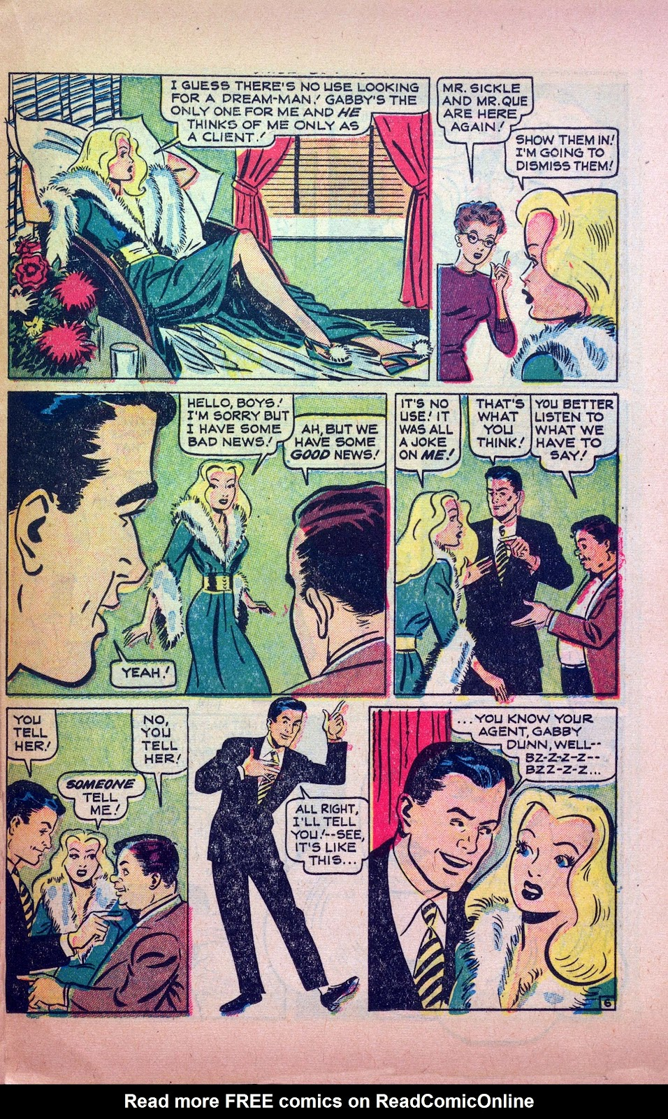 Read online Joker Comics comic -  Issue #36 - 21