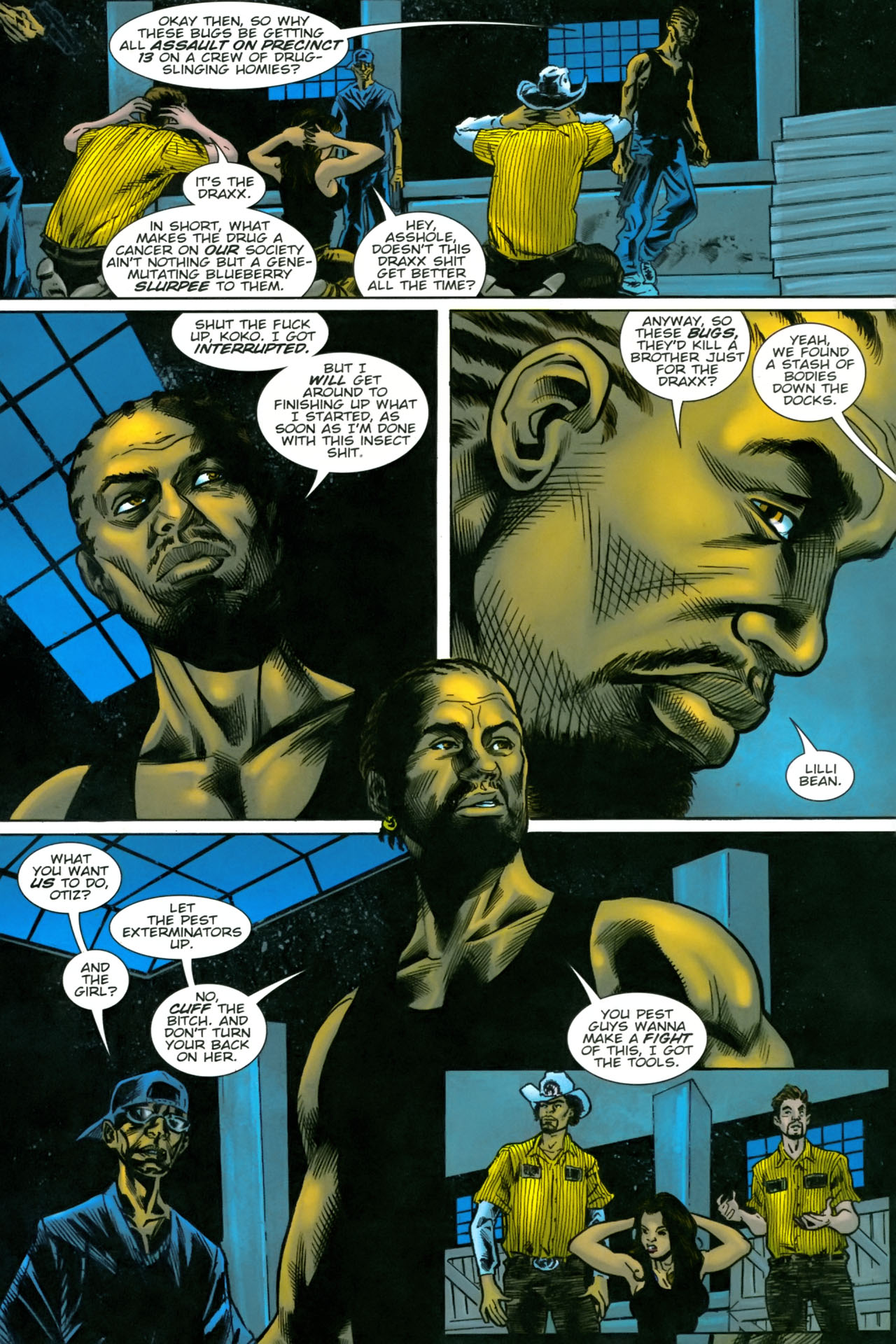 Read online The Exterminators comic -  Issue #22 - 13