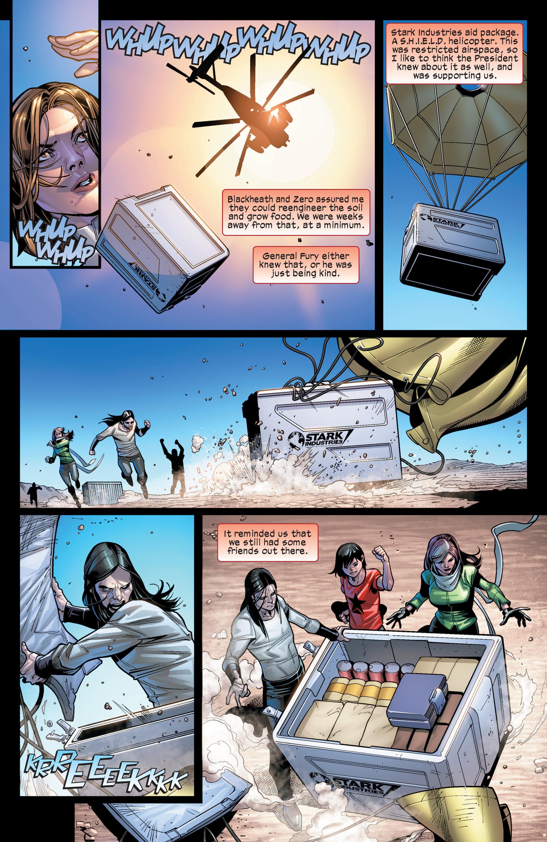 Read online Ultimate Comics X-Men comic -  Issue #19 - 14