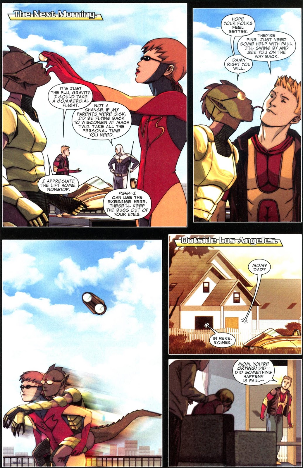 Read online Avengers: The Initiative comic -  Issue # _Special 1 - 20