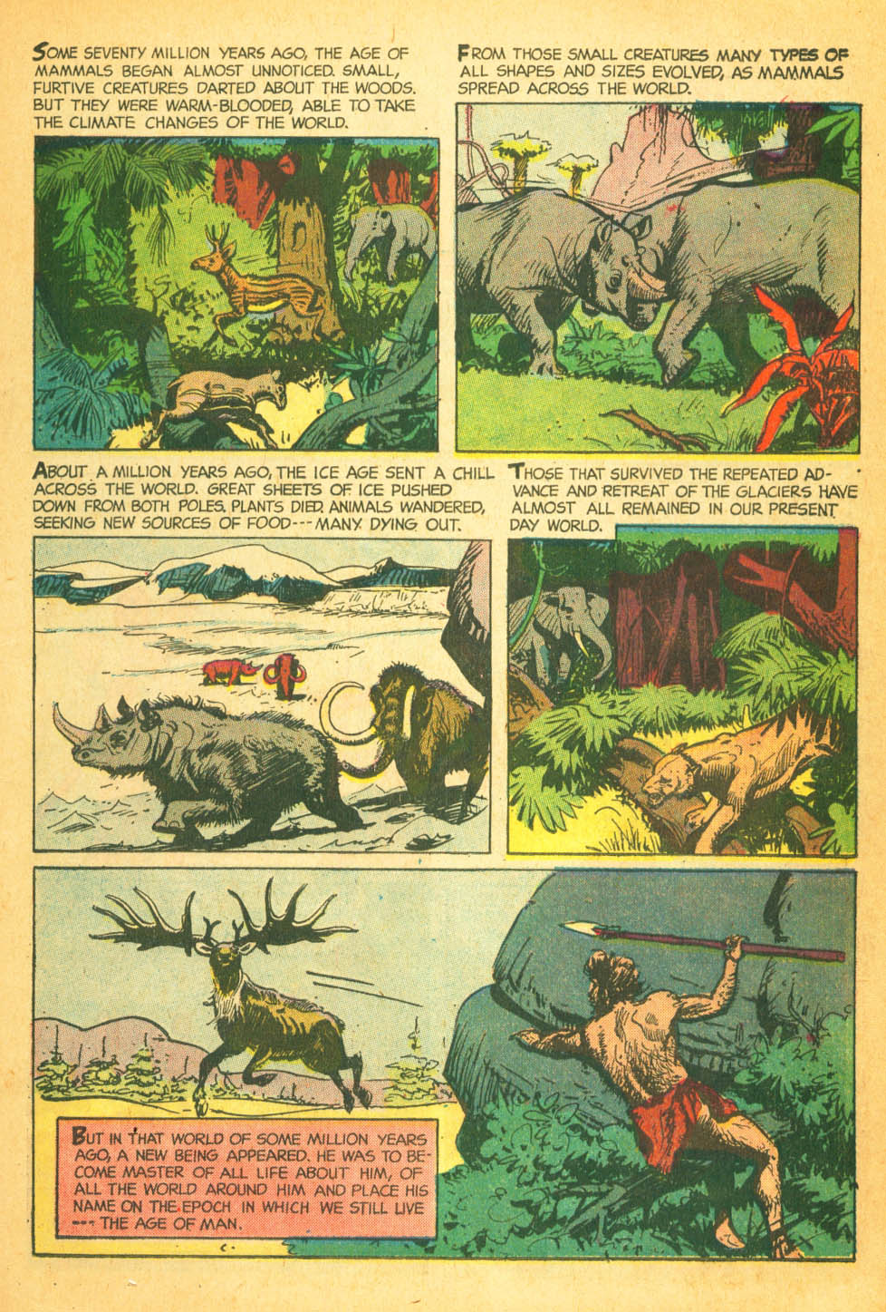 Read online Turok, Son of Stone comic -  Issue #27 - 23