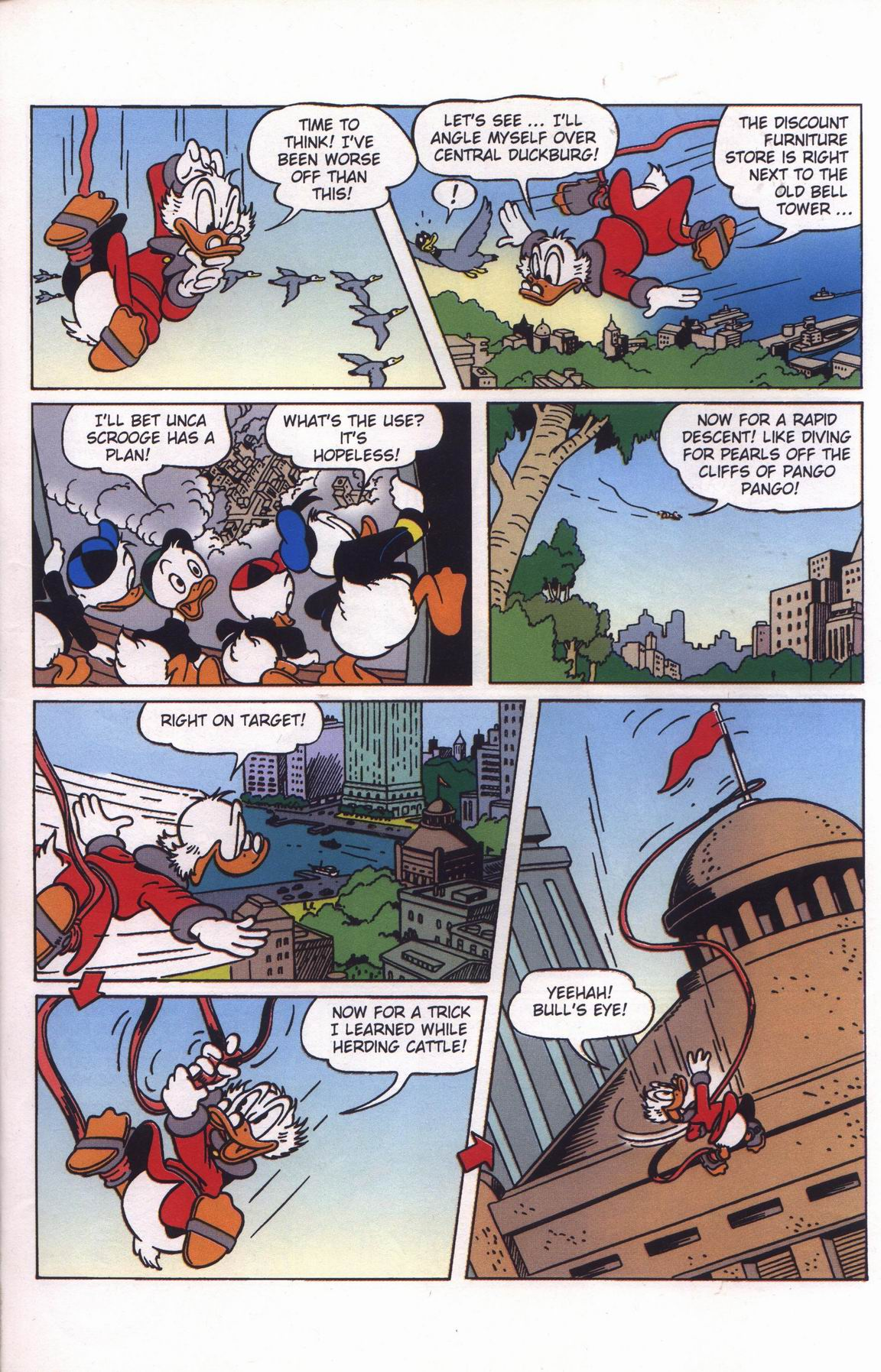 Read online Uncle Scrooge (1953) comic -  Issue #315 - 55