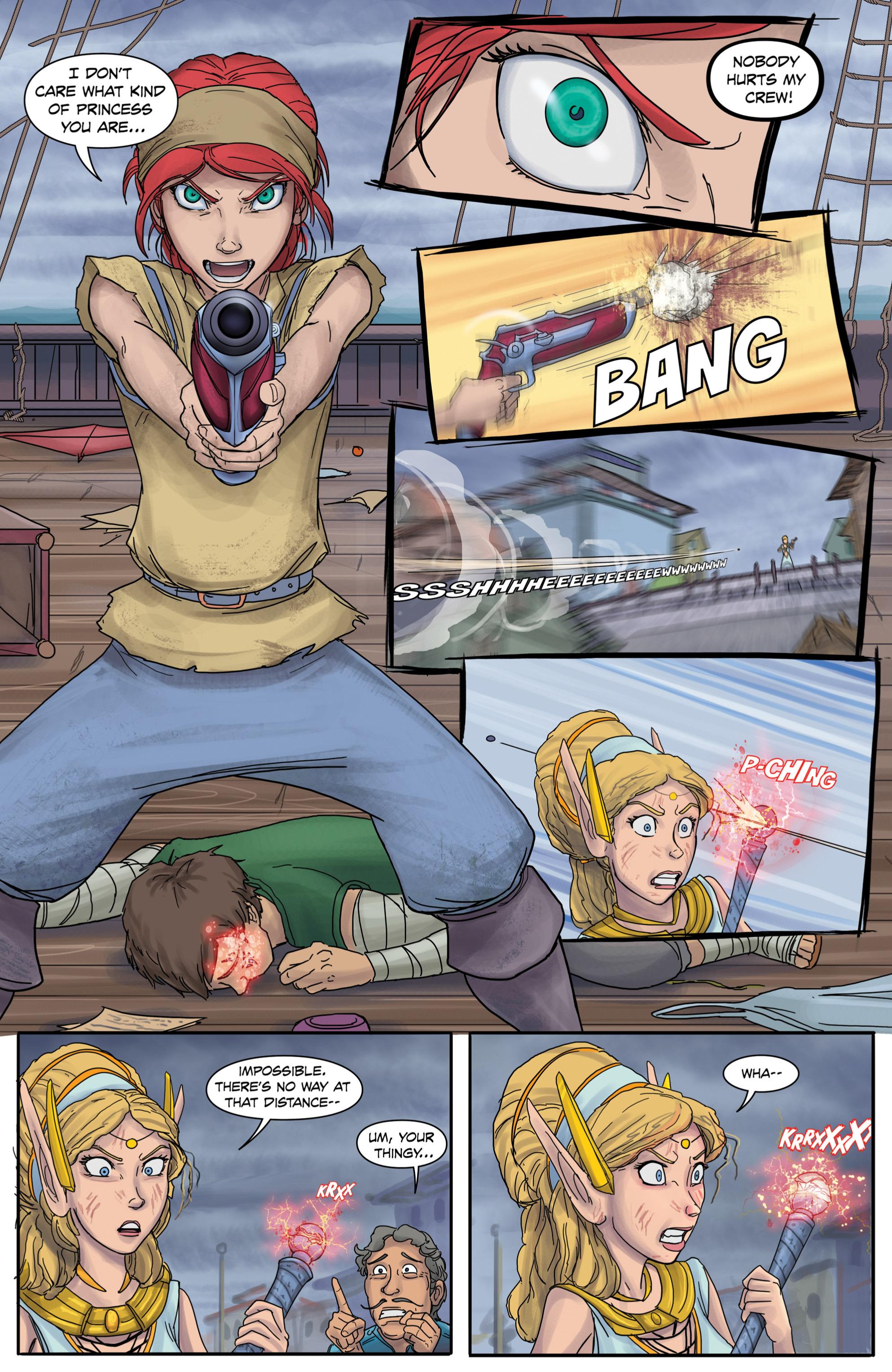 Read online Anne Bonnie comic -  Issue #2 - 25