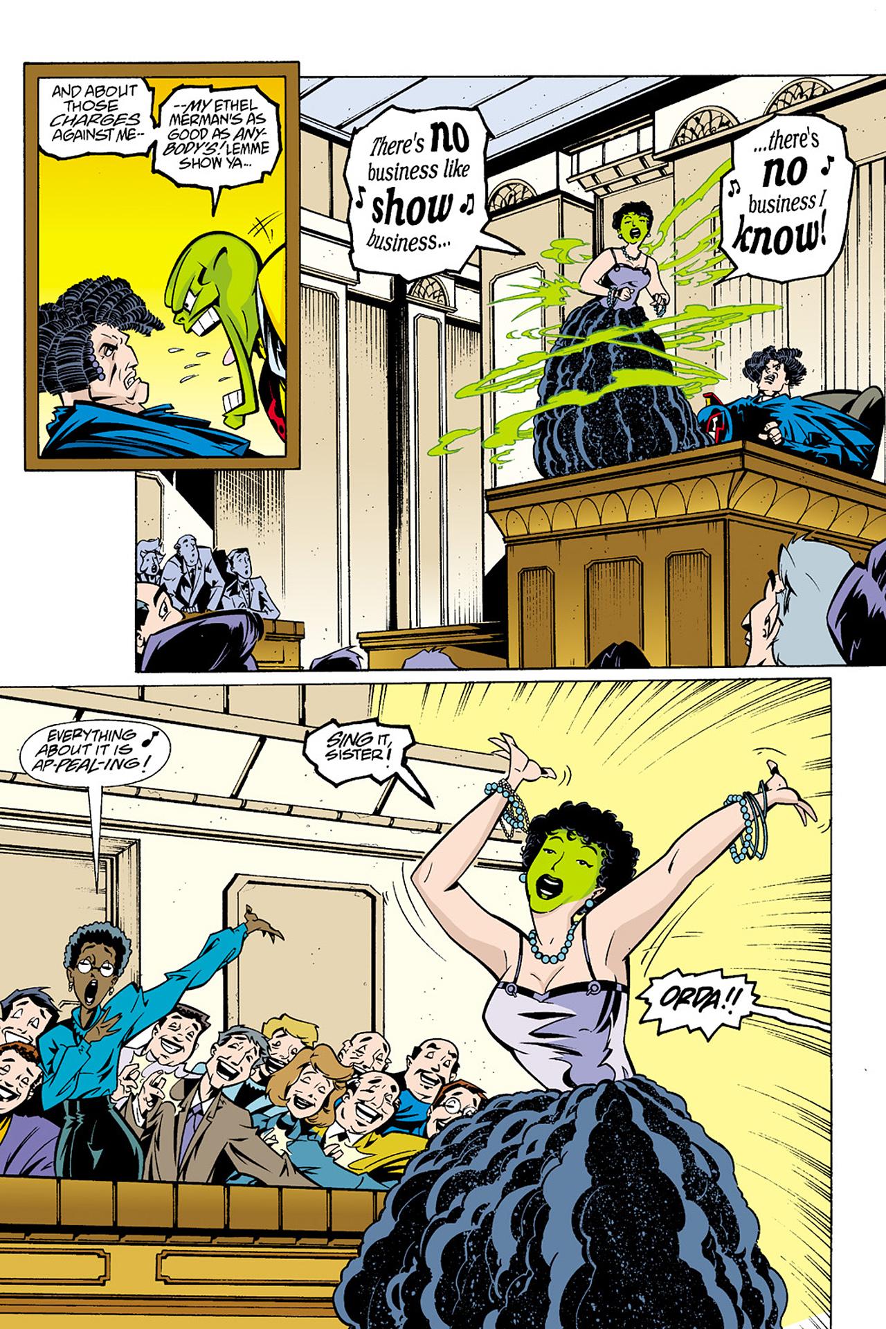 Read online Adventures Of The Mask Omnibus comic -  Issue #Adventures Of The Mask Omnibus Full - 341