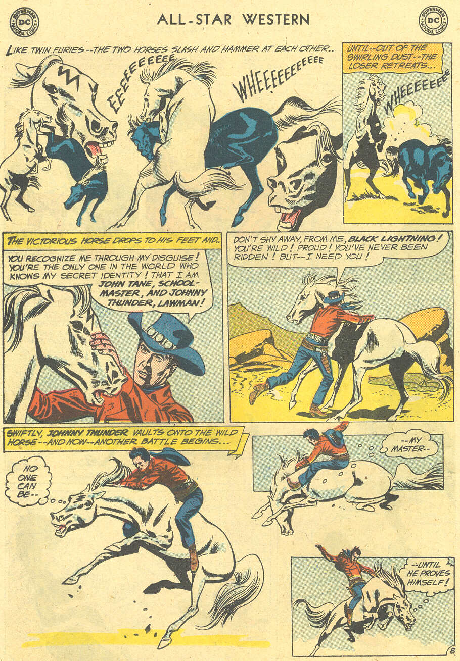 Read online All-Star Western (1951) comic -  Issue #113 - 10