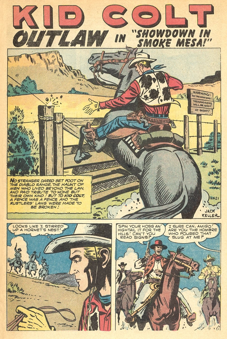 Kid Colt Outlaw issue 140 - Page 29