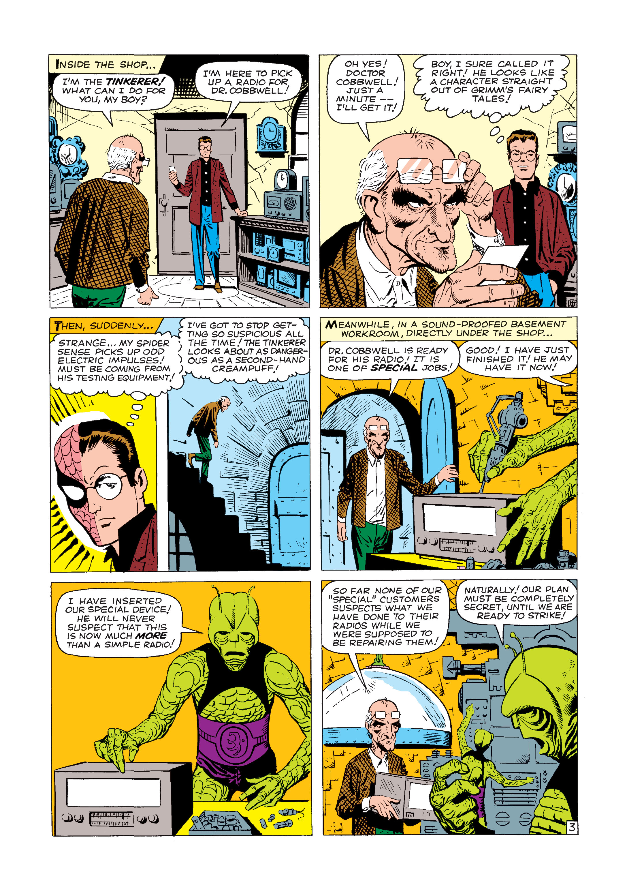 The Amazing Spider-Man (1963) 2 Page 17