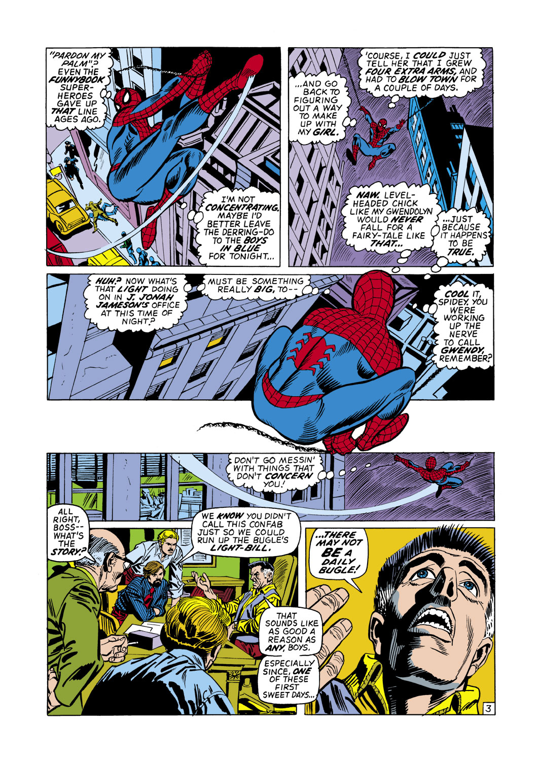 The Amazing Spider-Man (1963) 103 Page 3