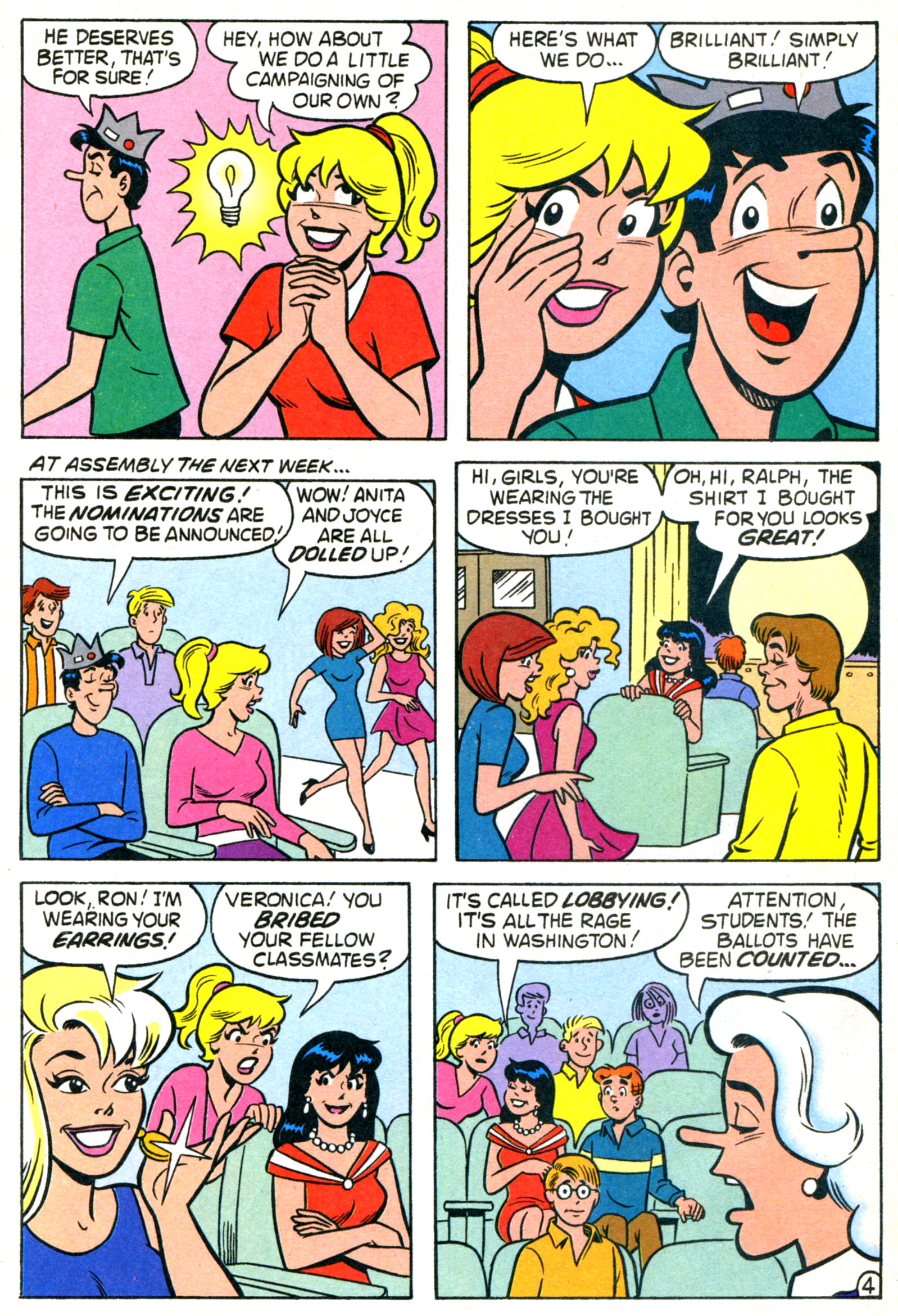 Read online World of Archie comic -  Issue #21 - 6