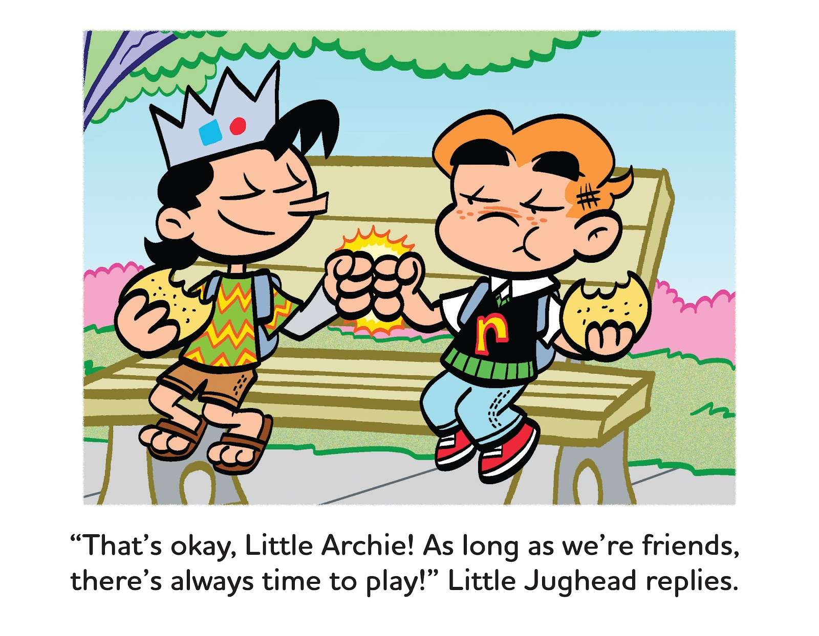 Read online Little Archie's Lucky Day comic -  Issue # Full - 29