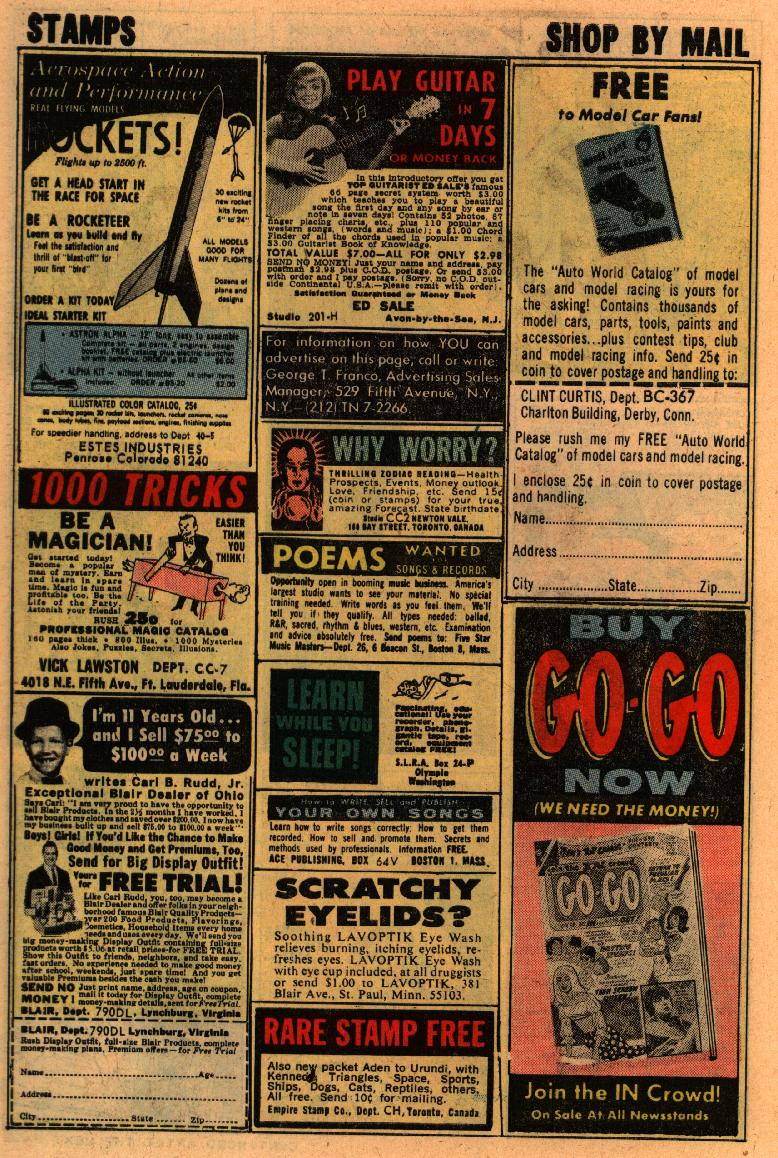 Blue Beetle (1967) issue 2 - Page 30