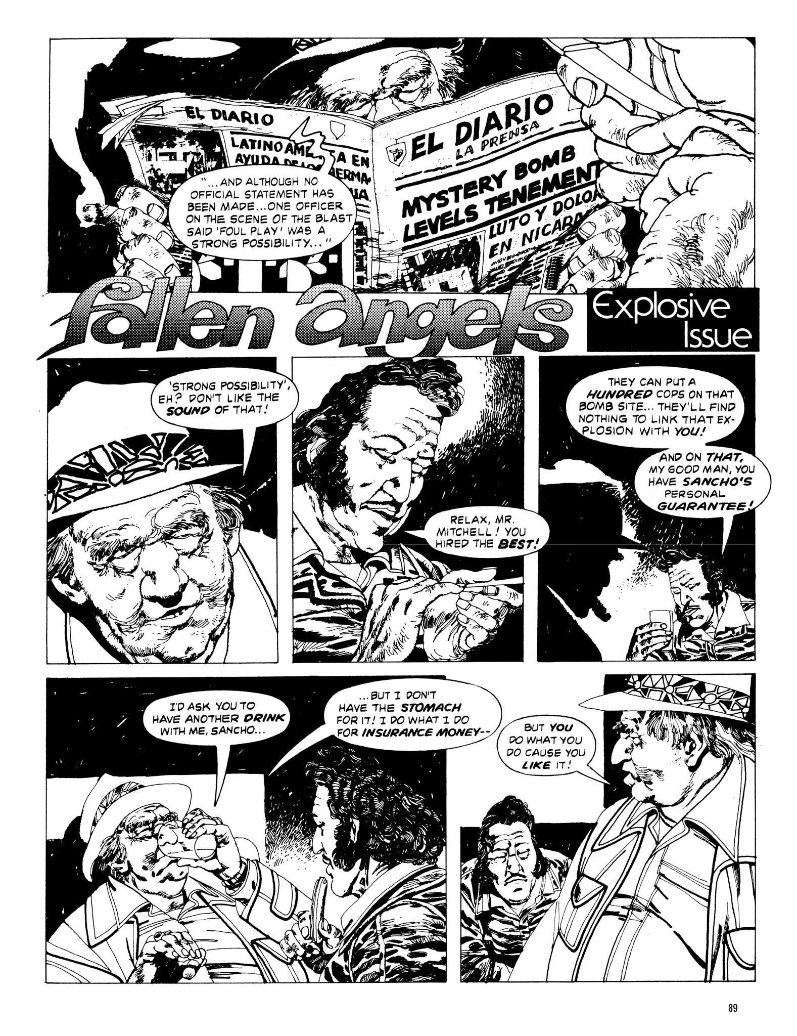 Read online Eerie Archives comic -  Issue # TPB 20 - 89