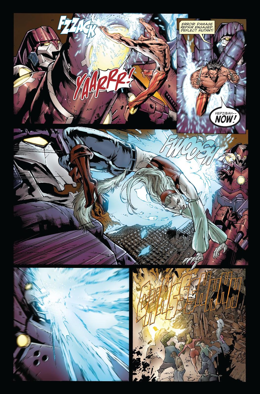 Uncanny X-Men (1963) issue 493 - Page 9
