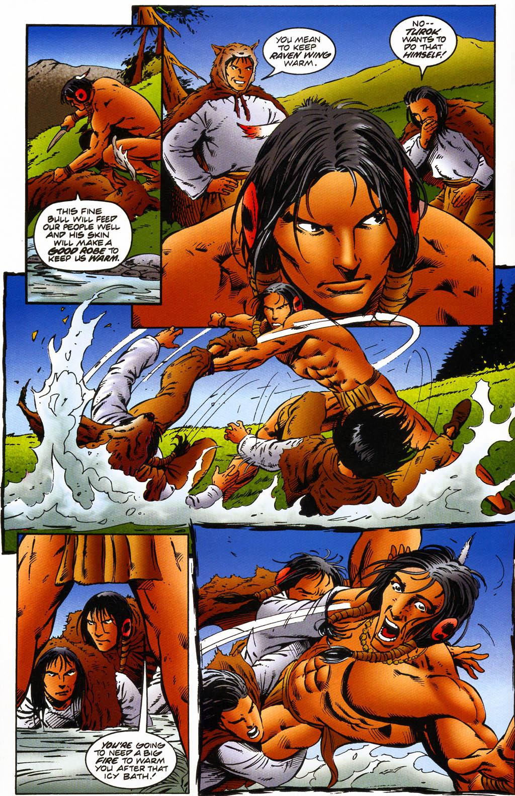 Read online Turok, Dinosaur Hunter (1993) comic -  Issue #43 - 10