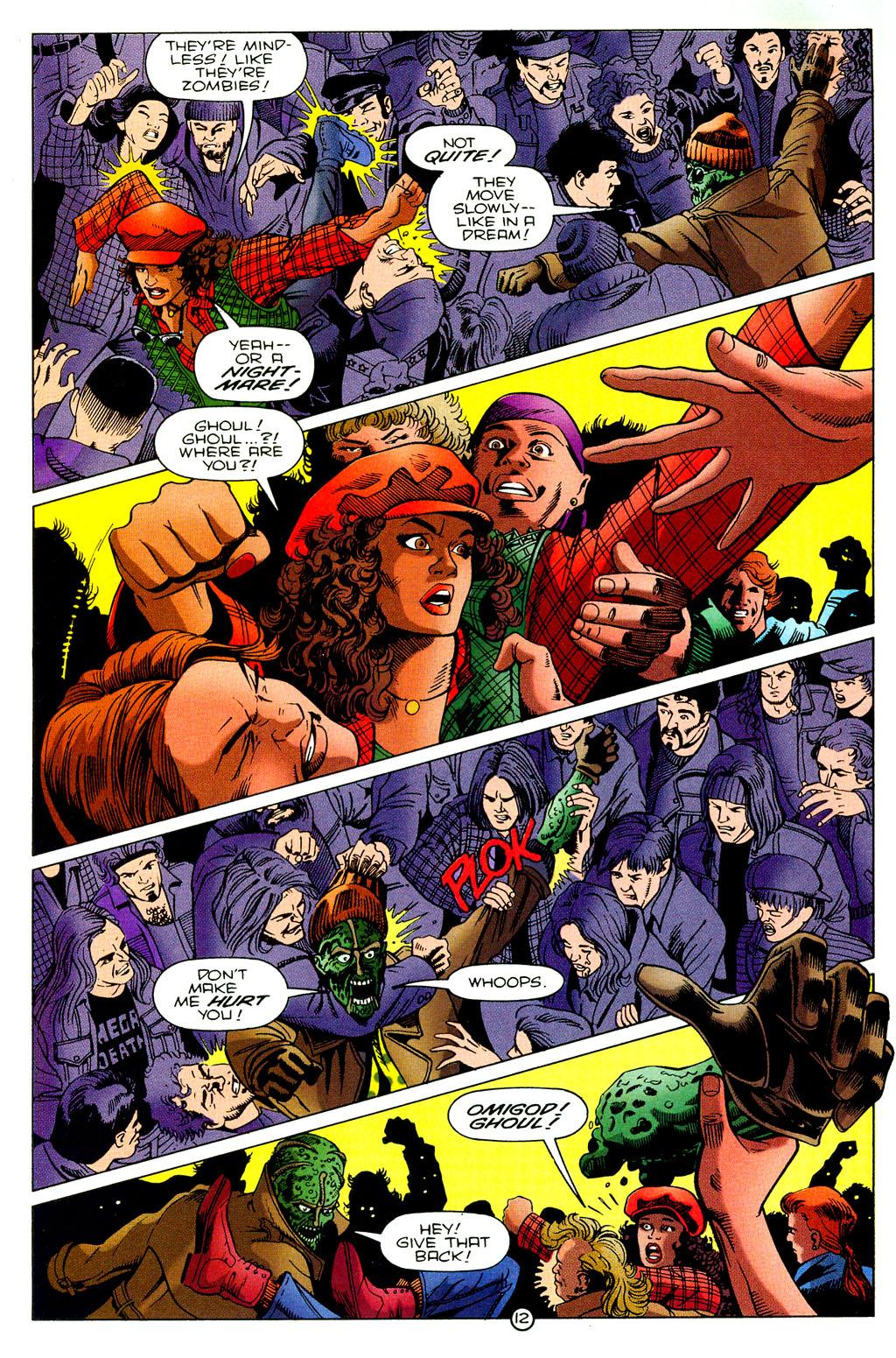 Read online UltraForce (1994) comic -  Issue #7 - 13