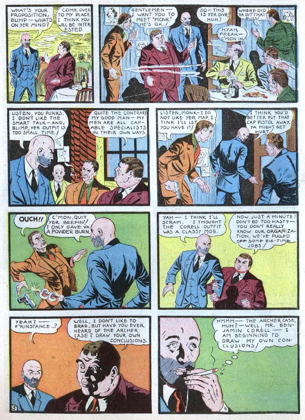 Read online Detective Comics (1937) comic -  Issue #43 - 26