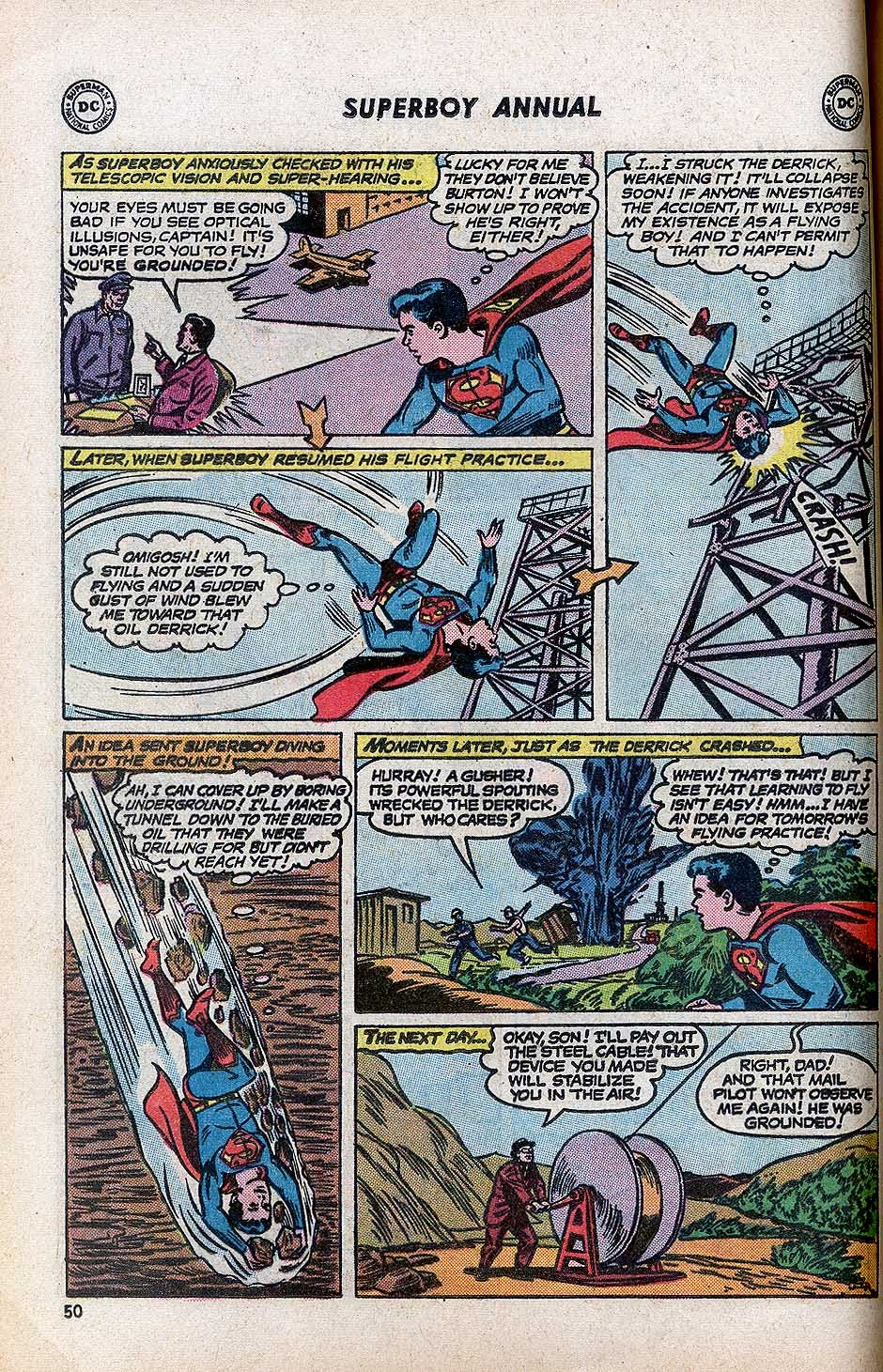 Superboy (1949) issue Annual 1 - Page 52
