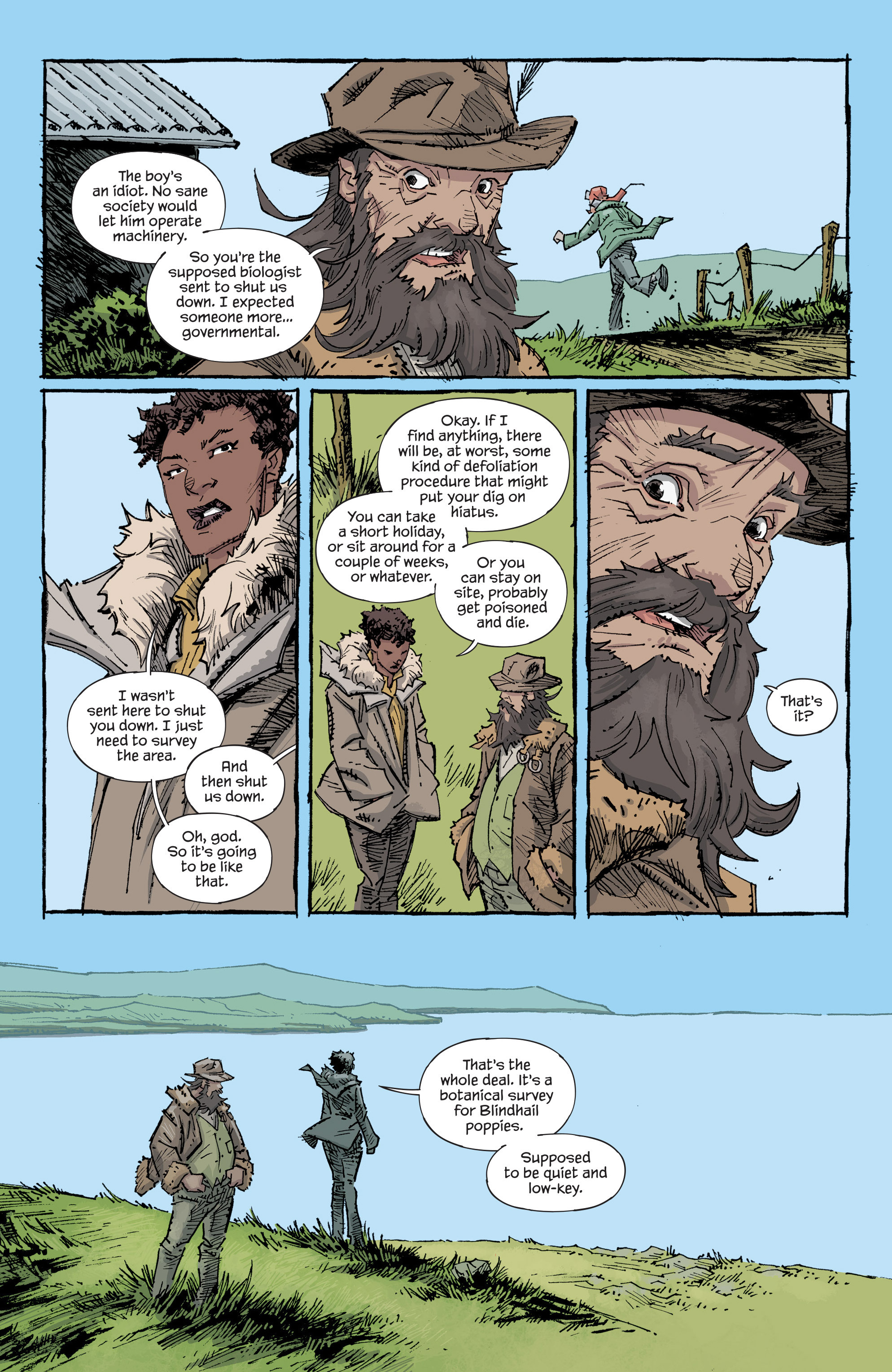 Read online Trees comic -  Issue #11 - 6