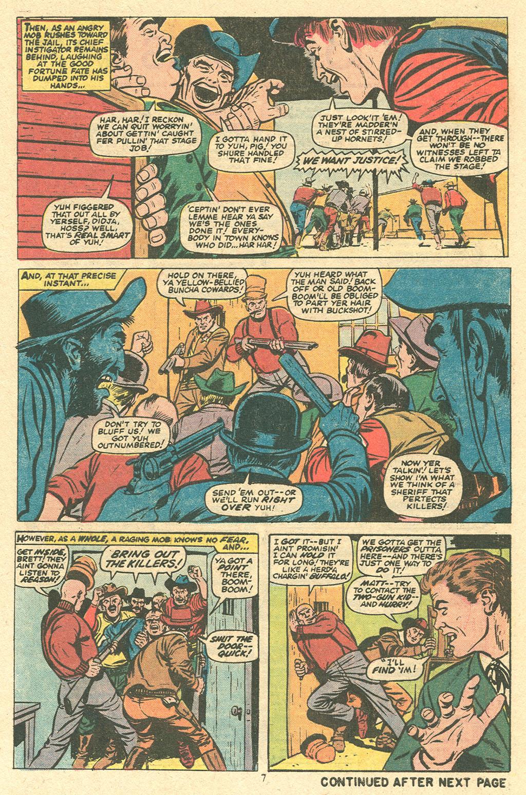 Read online Two-Gun Kid comic -  Issue #117 - 9