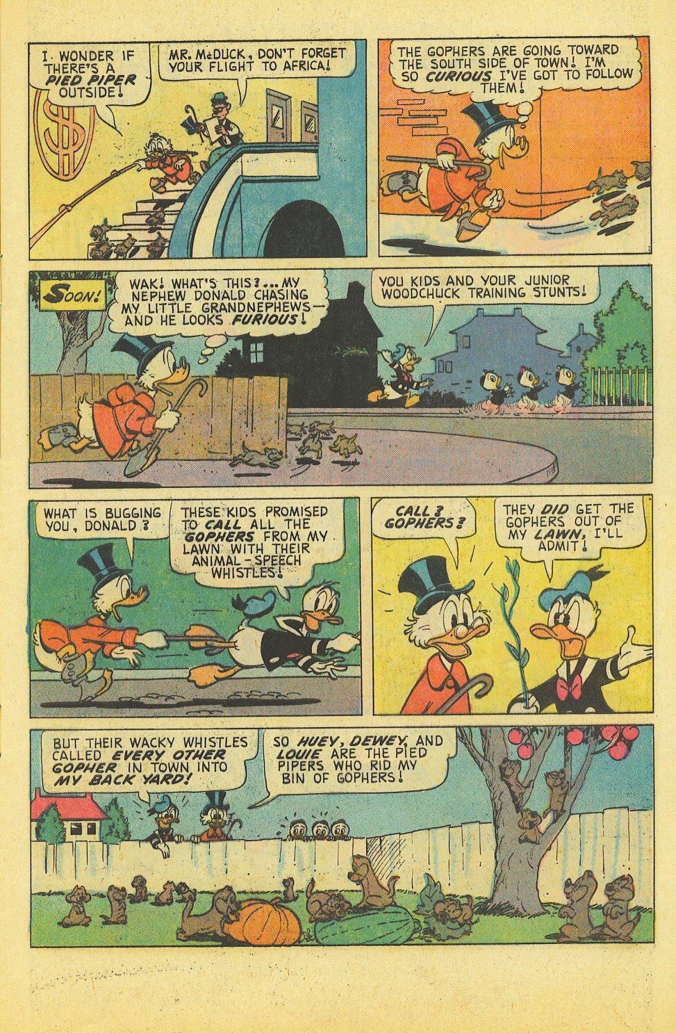 Read online Uncle Scrooge (1953) comic -  Issue #127 - 5