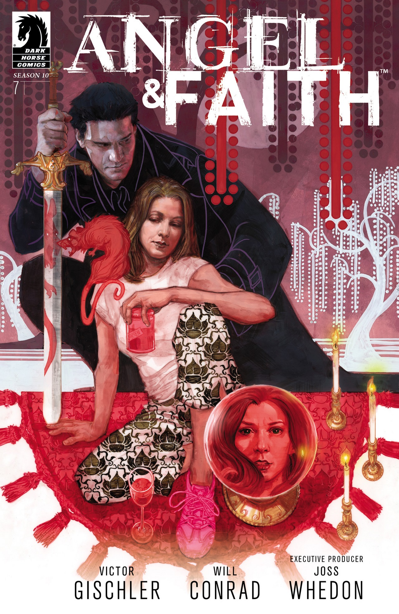 Read online Angel & Faith Season 10 comic -  Issue #7 - 1