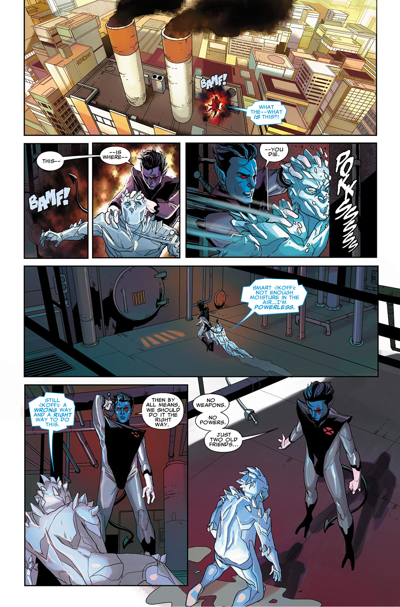 Uncanny X-Force (2010) #24 #26 - English 14